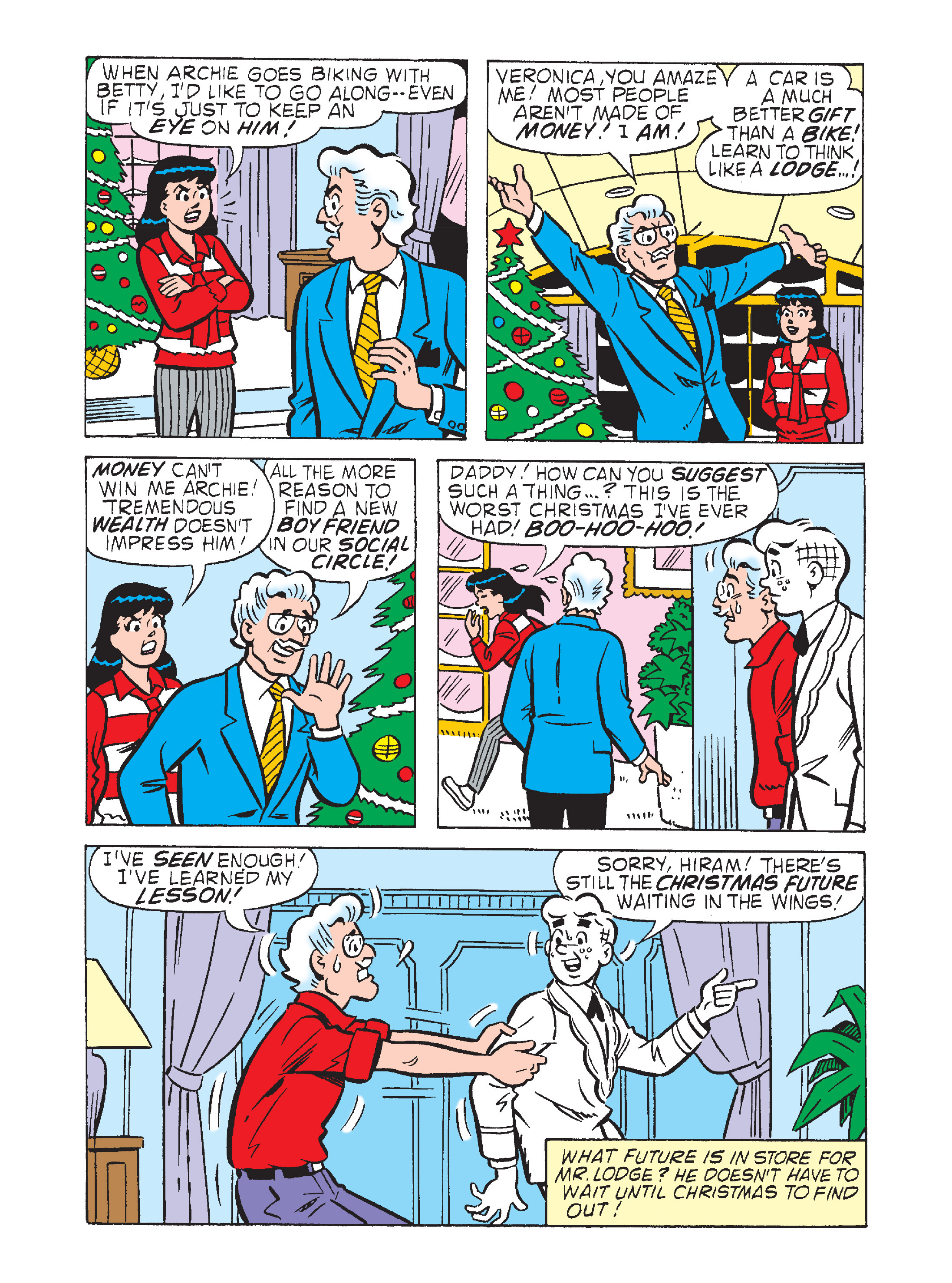 Read online Archie's Funhouse Double Digest comic -  Issue #10 - 25