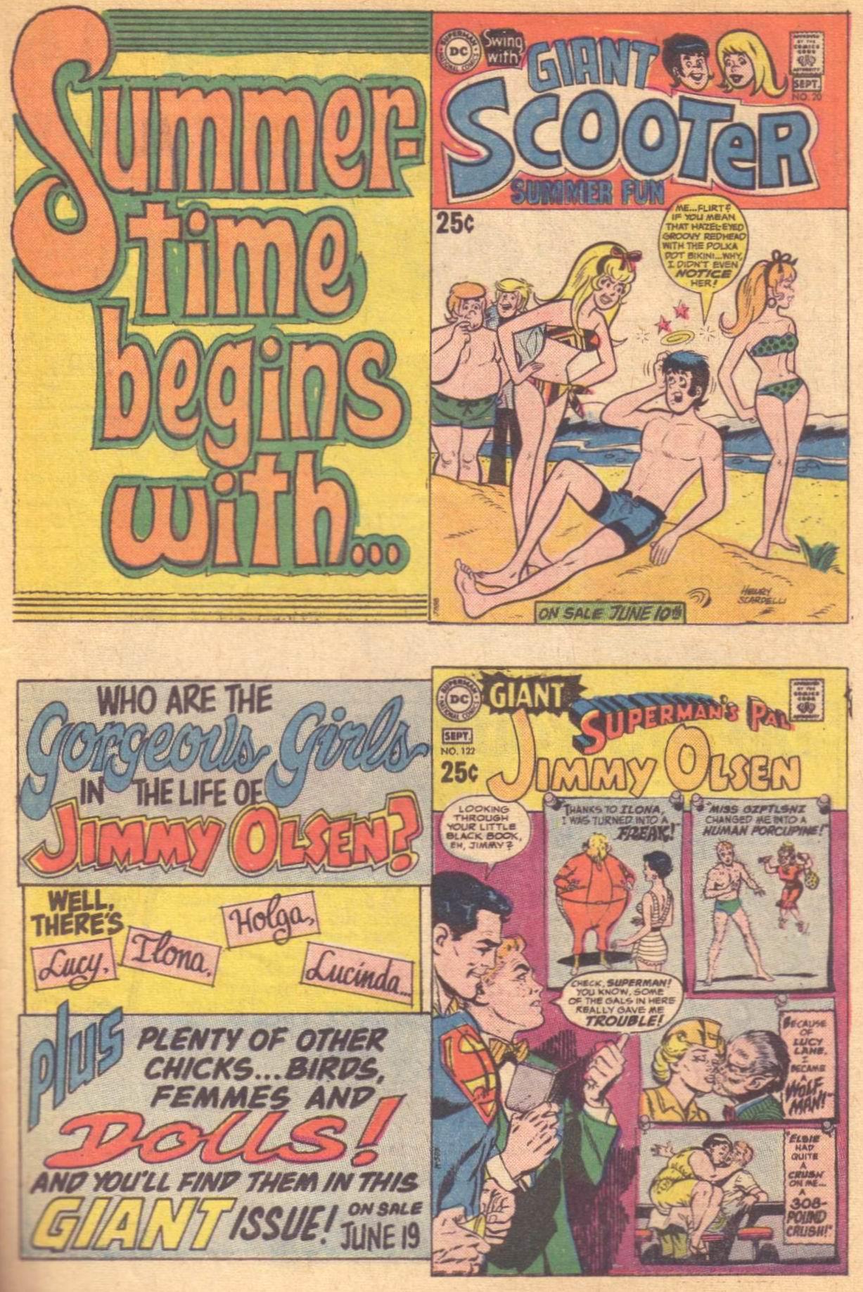 Read online Adventure Comics (1938) comic -  Issue #383 - 27
