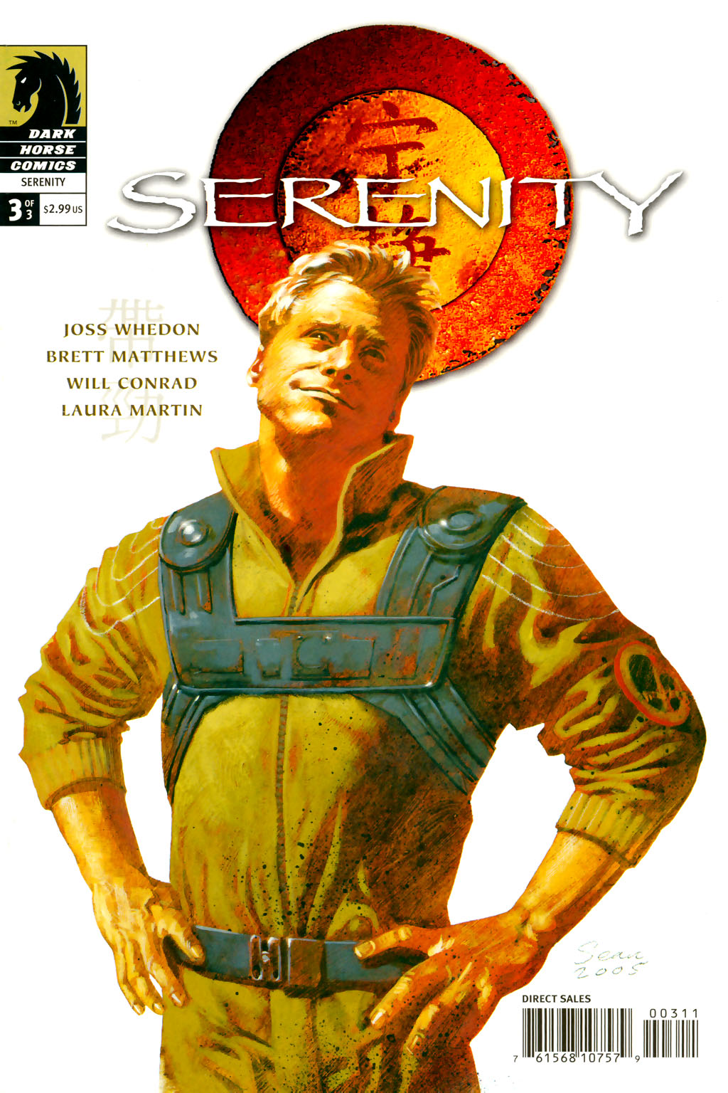 Read online Serenity comic -  Issue #3 - 2