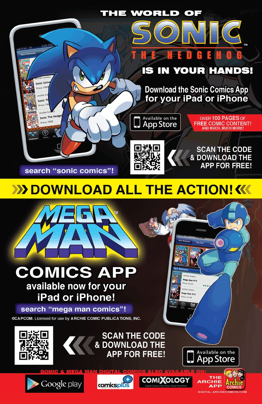 Read online Sonic Universe comic -  Issue #51 - 25