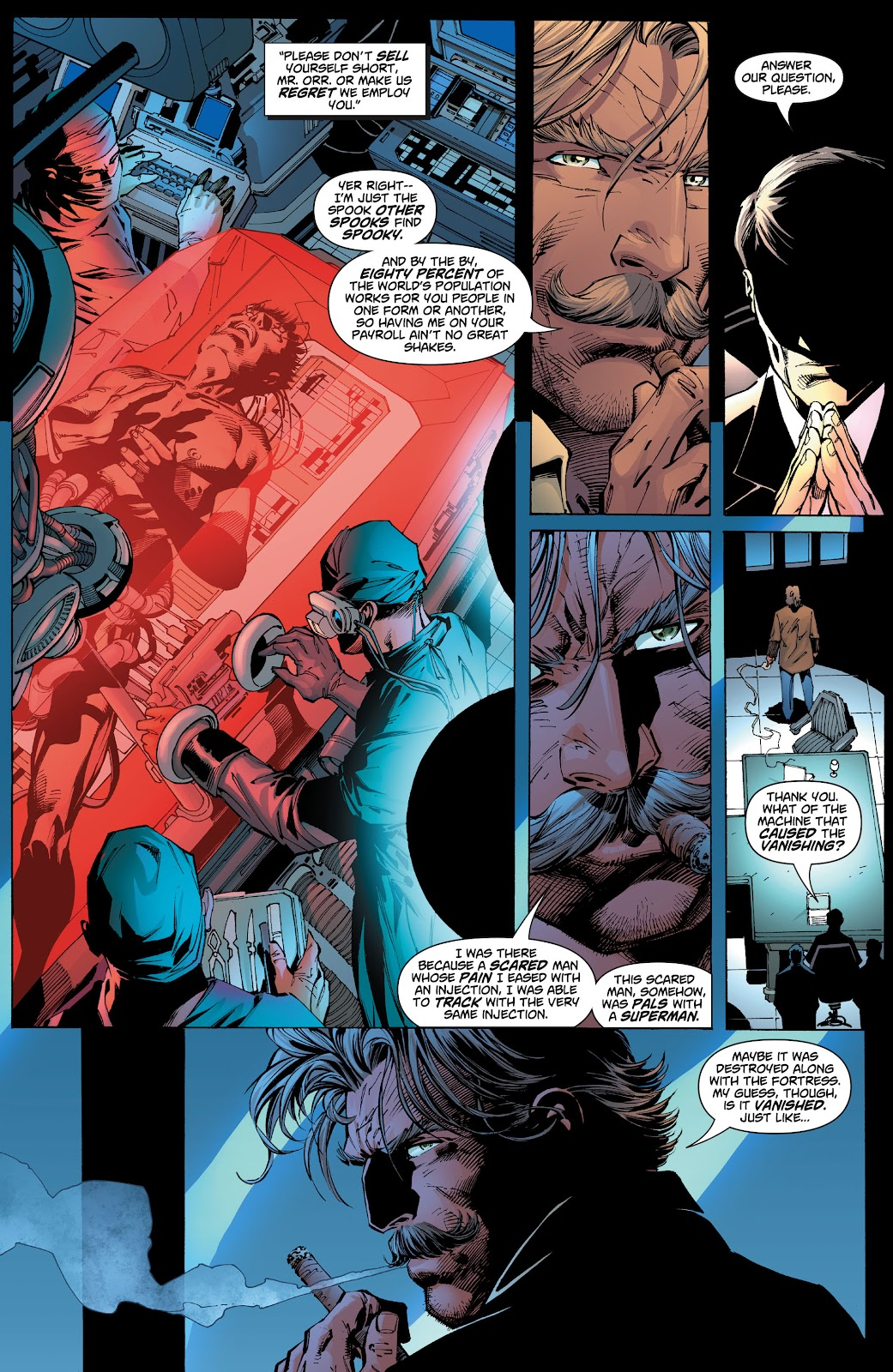 Read online Superman: For Tomorrow comic -  Issue # TPB (Part 3) - 7
