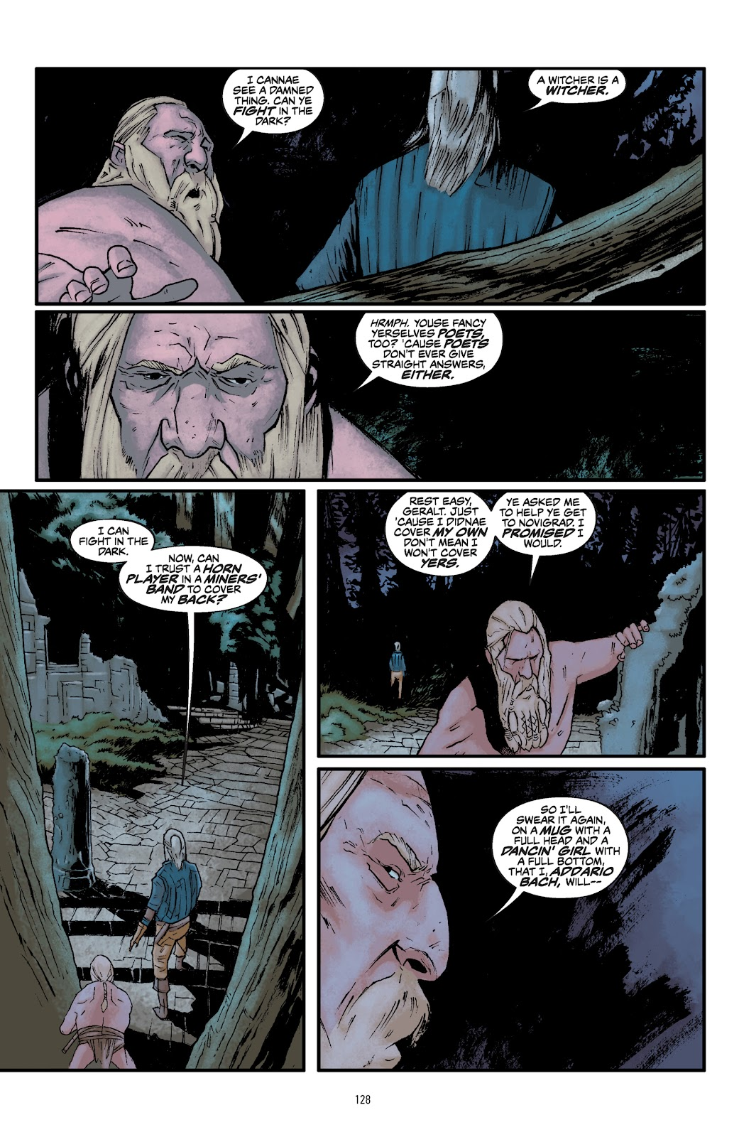 Read online The Witcher Omnibus comic -  Issue # TPB (Part 2) - 30