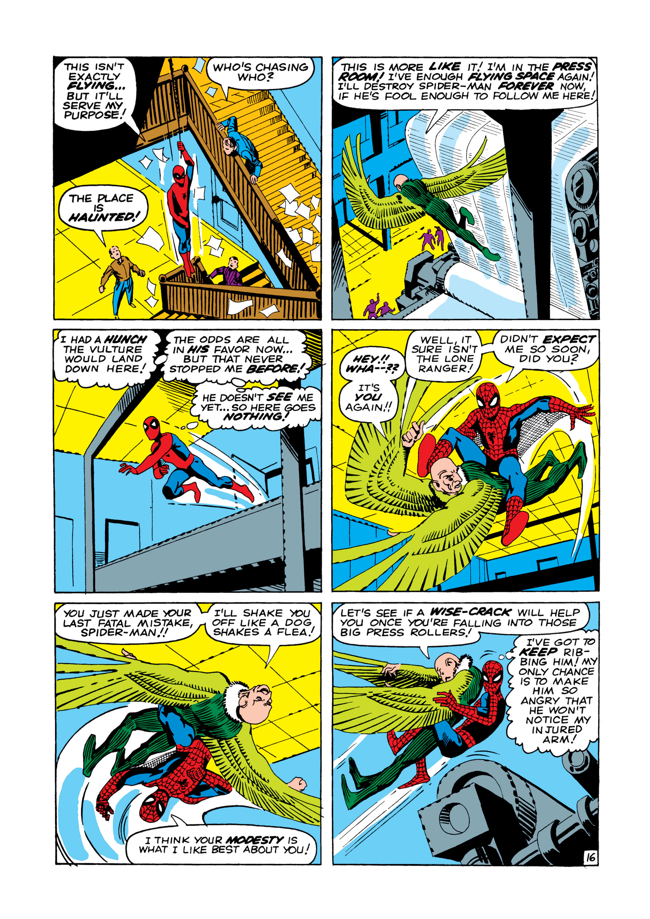 The Amazing Spider-Man (1963) 7 Page 16