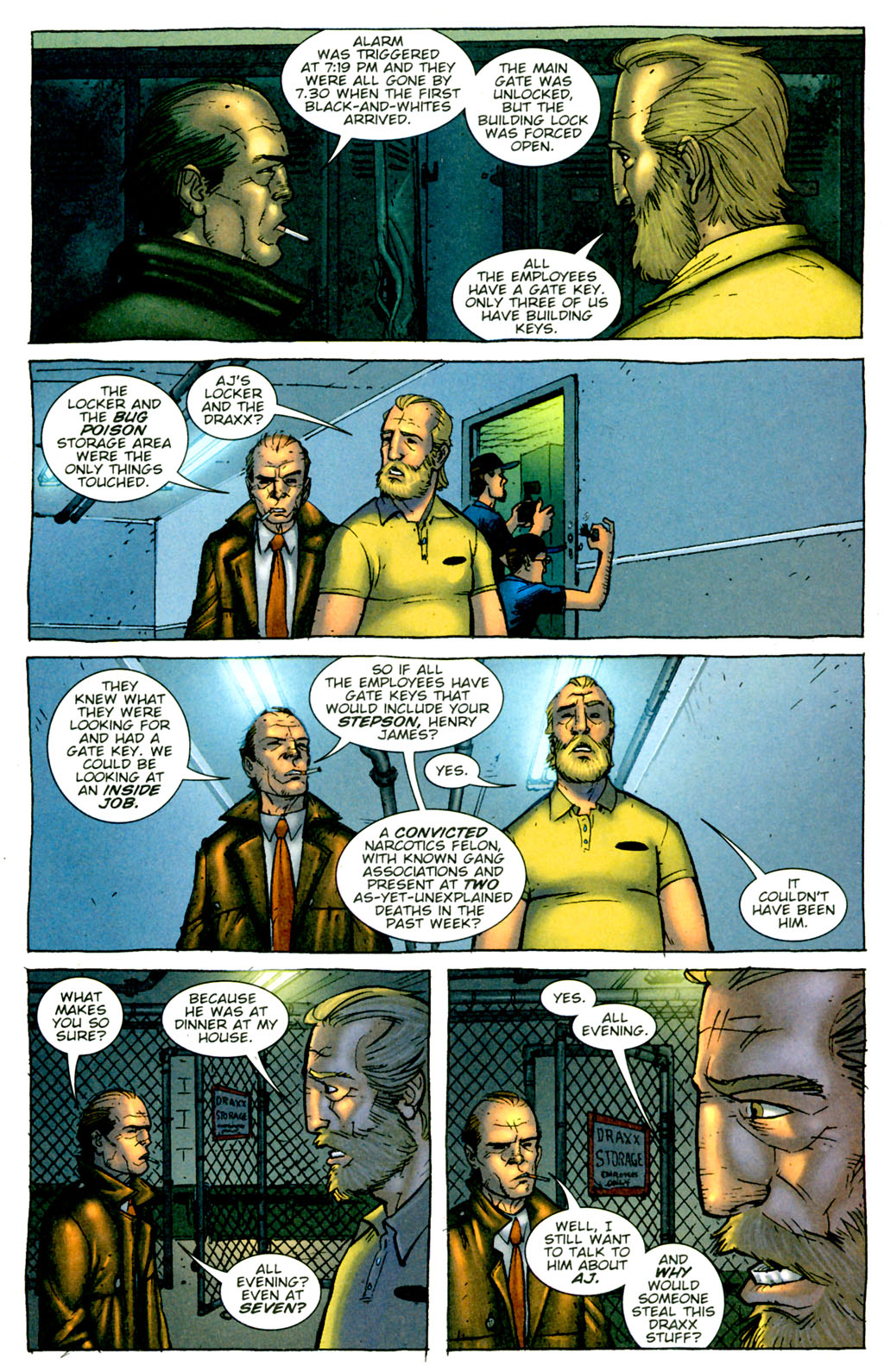 Read online The Exterminators comic -  Issue #3 - 22