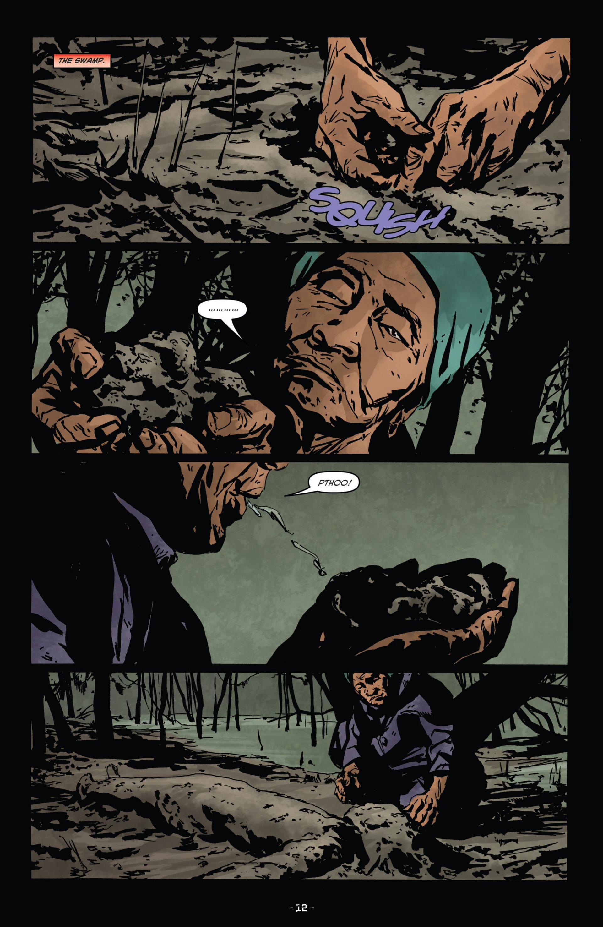 Read online True Blood (2012) comic -  Issue #11 - 15