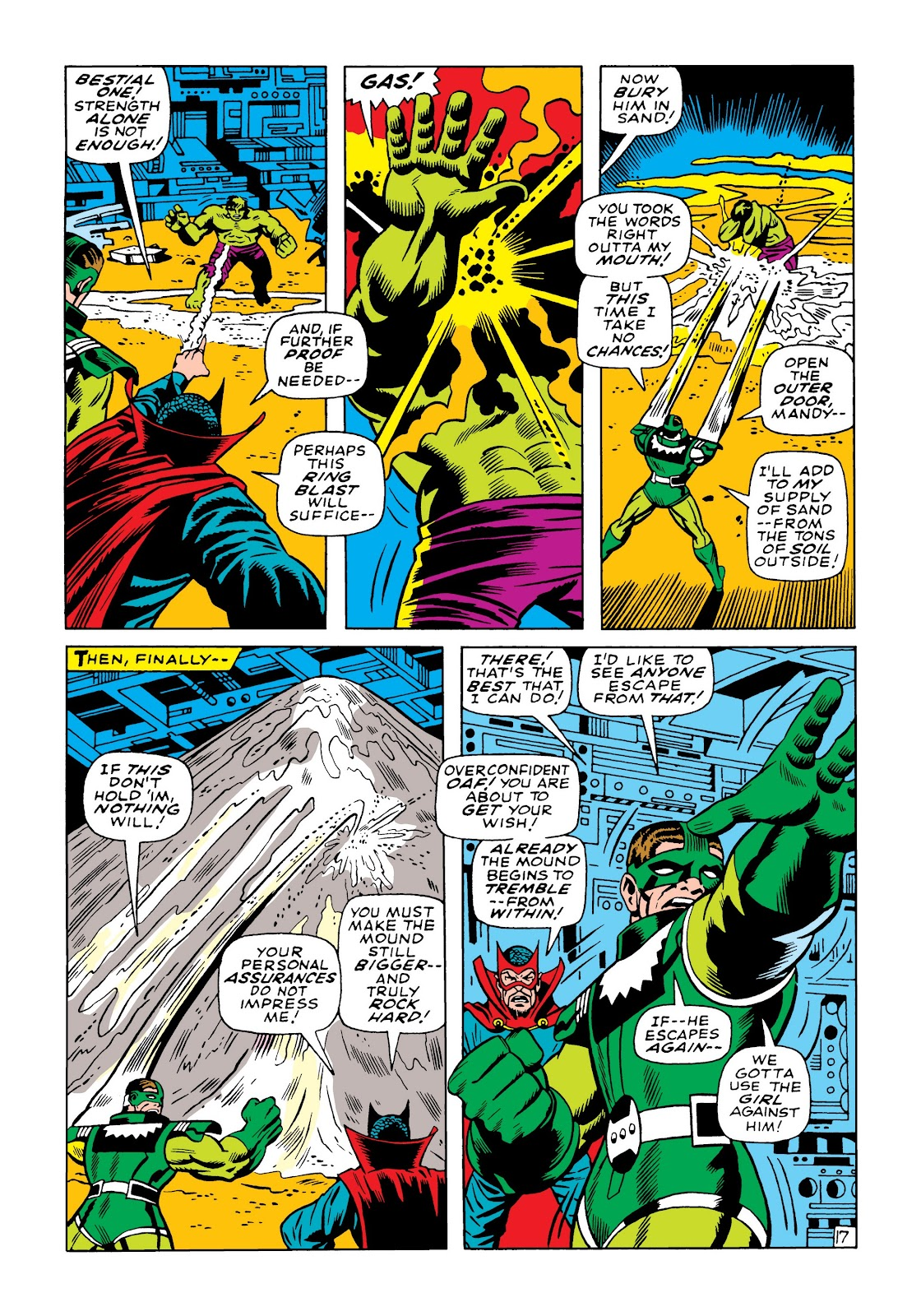 Read online Marvel Masterworks: The Incredible Hulk comic -  Issue # TPB 5 (Part 1) - 86