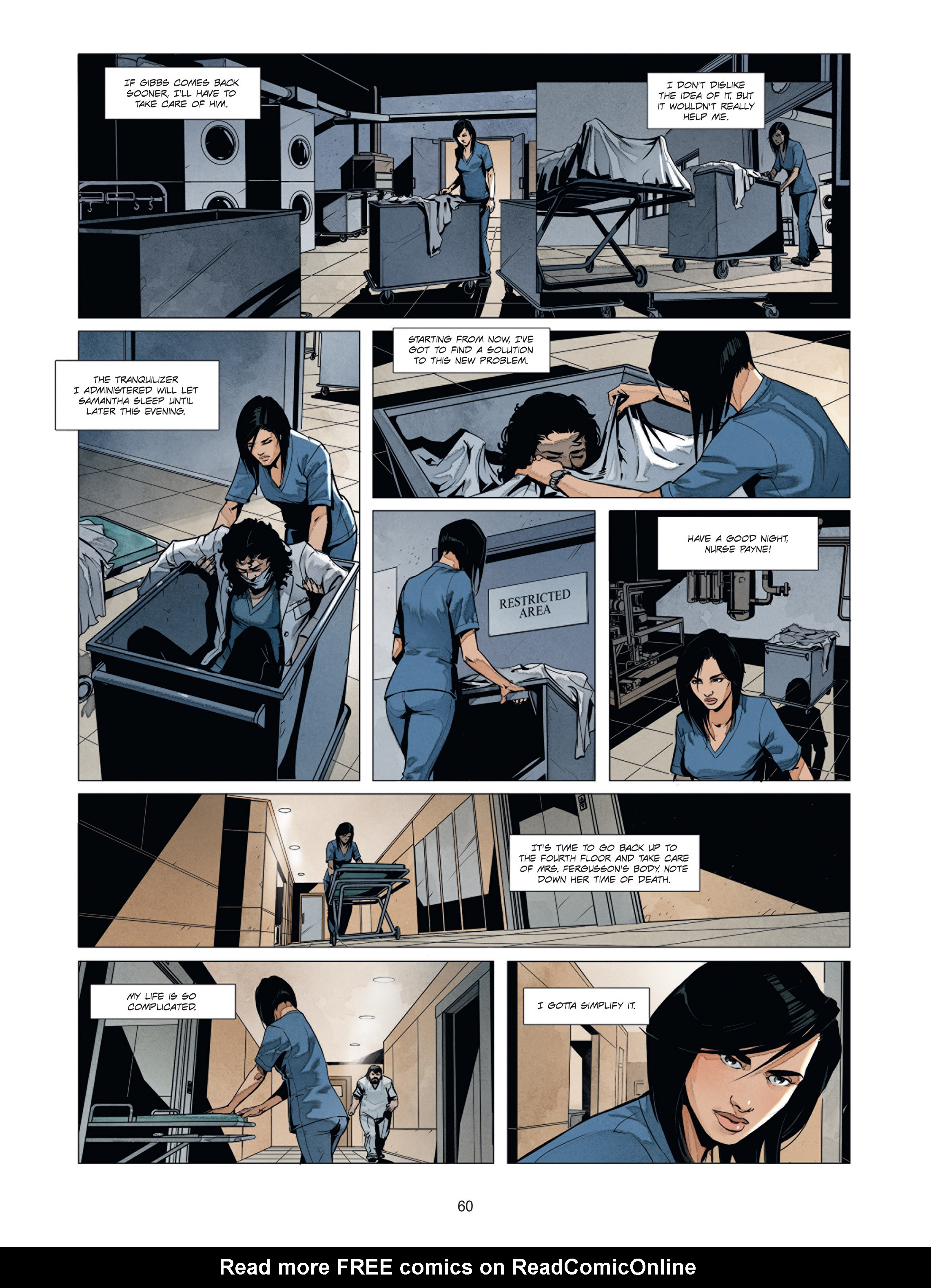 Read online Alice Matheson comic -  Issue #1 - 59