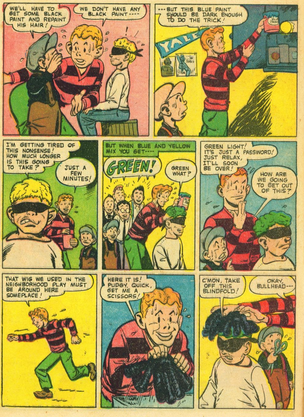 Captain Marvel Adventures issue 133 - Page 16