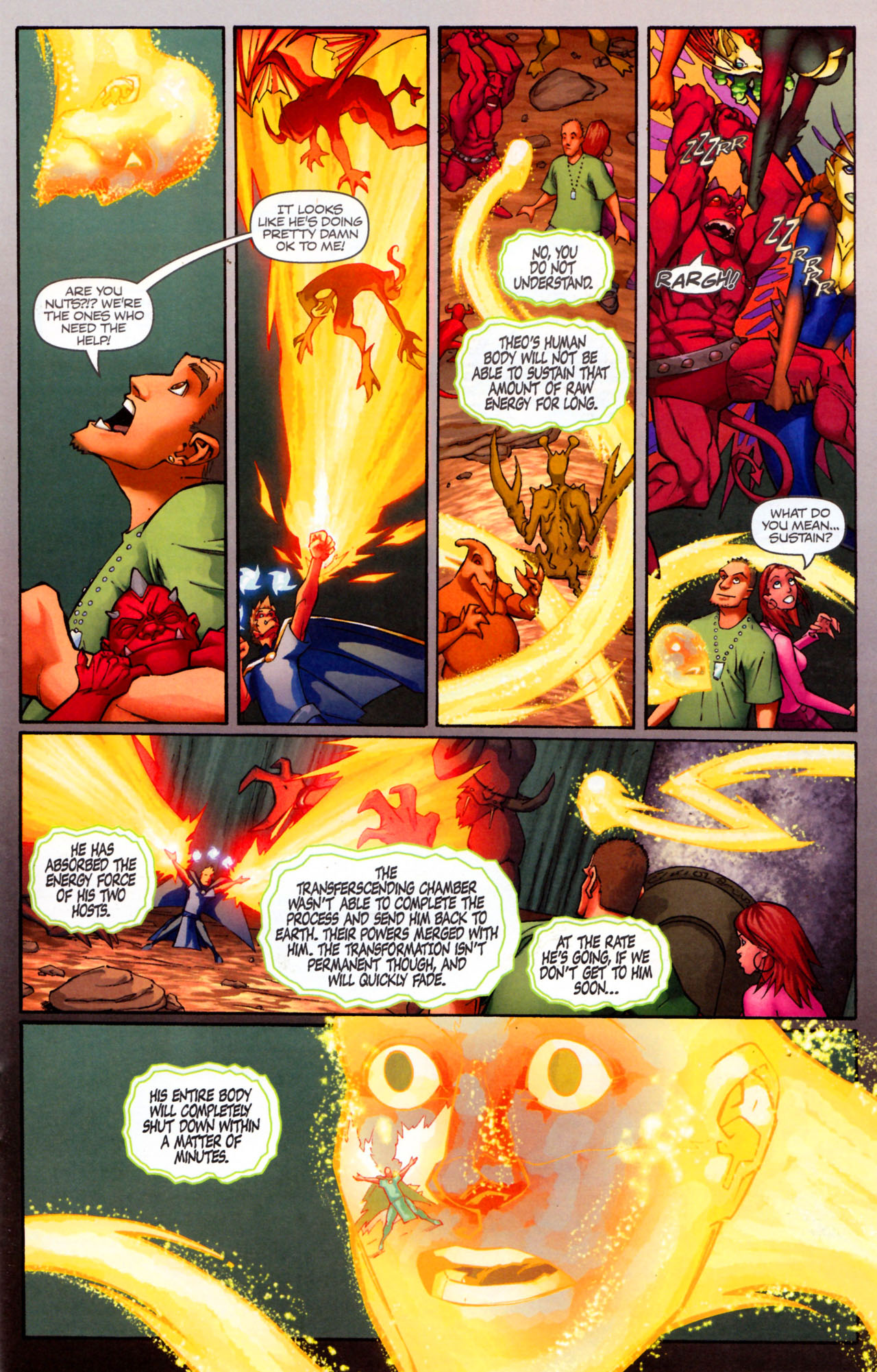 Read online Shrugged (2006) comic -  Issue #7 - 6
