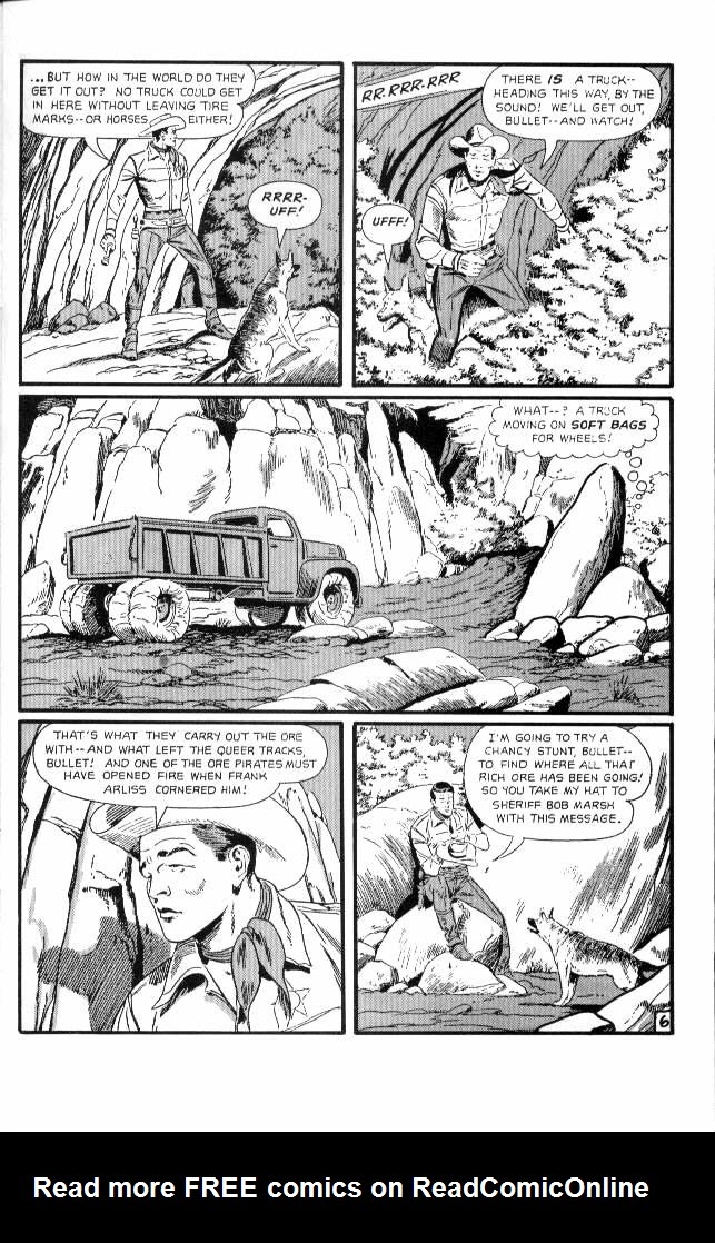 Read online Roy Rogers comic -  Issue #5 - 11