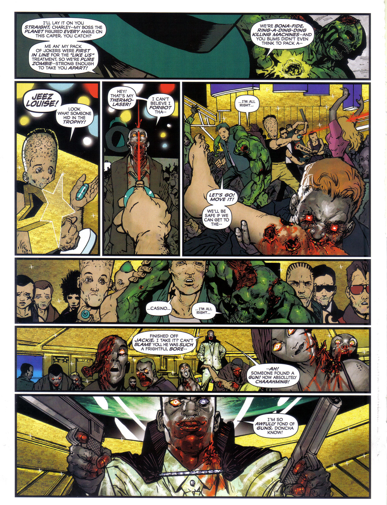 Read online 2000 AD comic -  Issue #1746 - 64