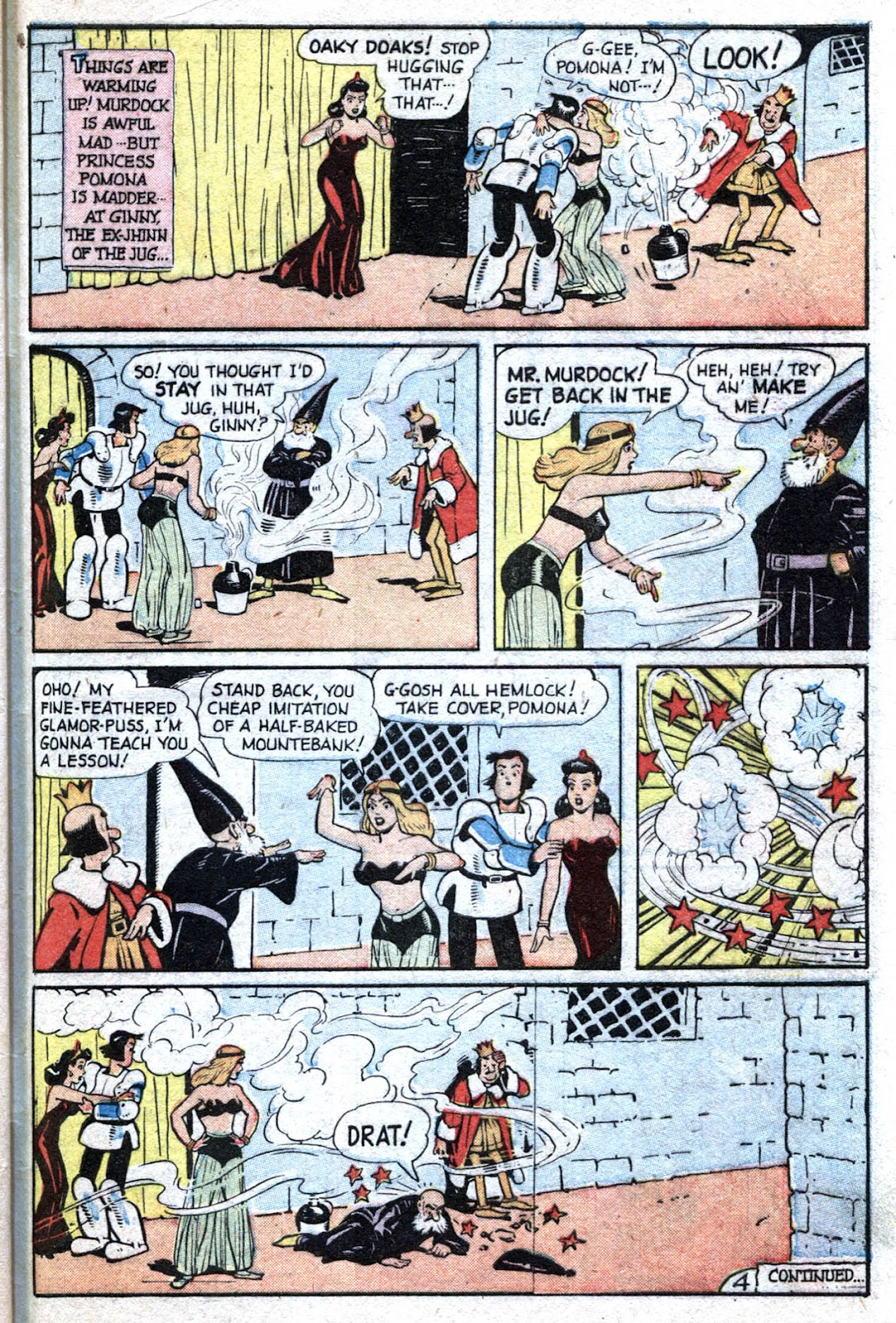 Read online Famous Funnies comic -  Issue #193 - 49