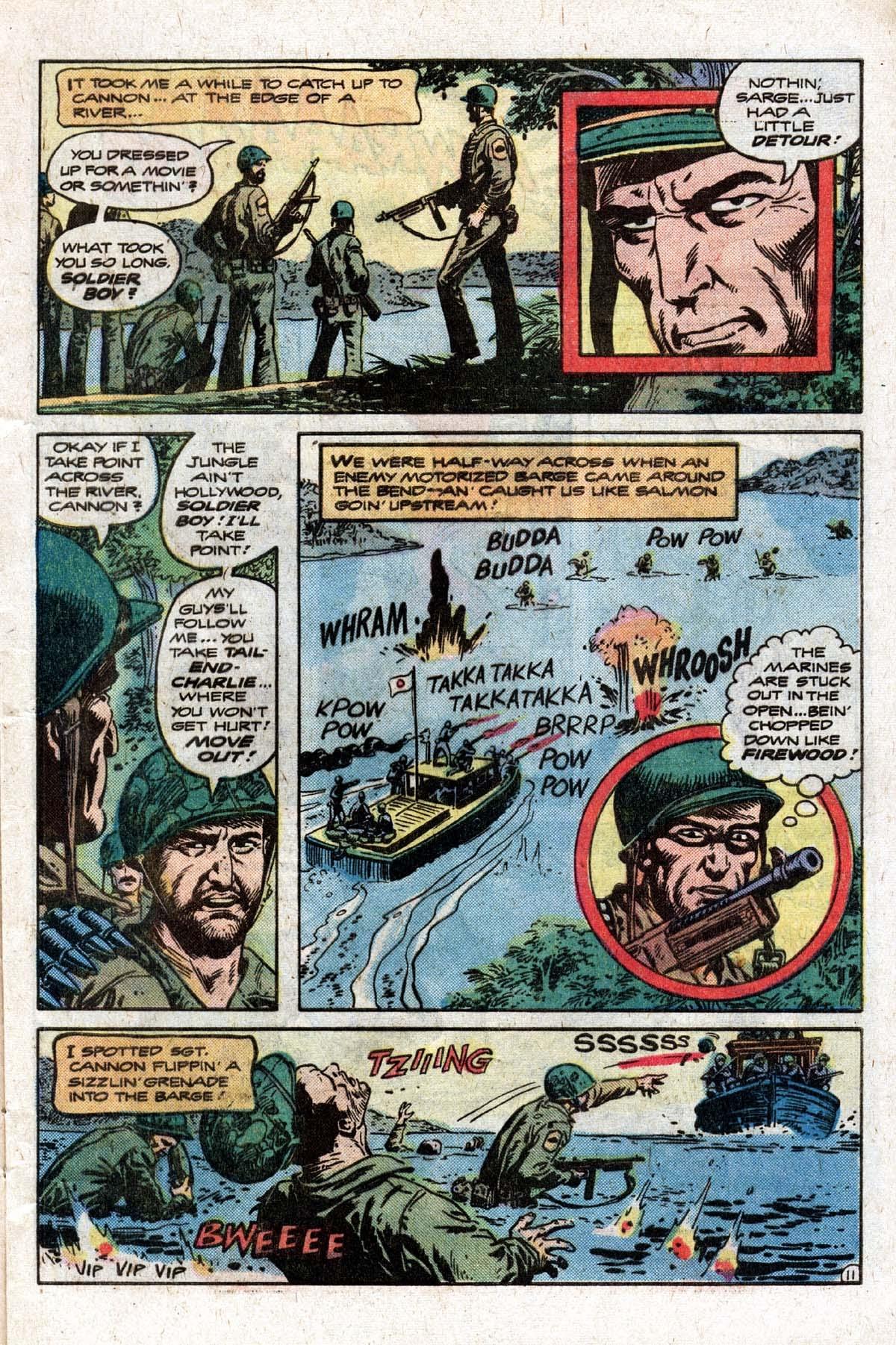 Read online Sgt. Rock comic -  Issue #320 - 14