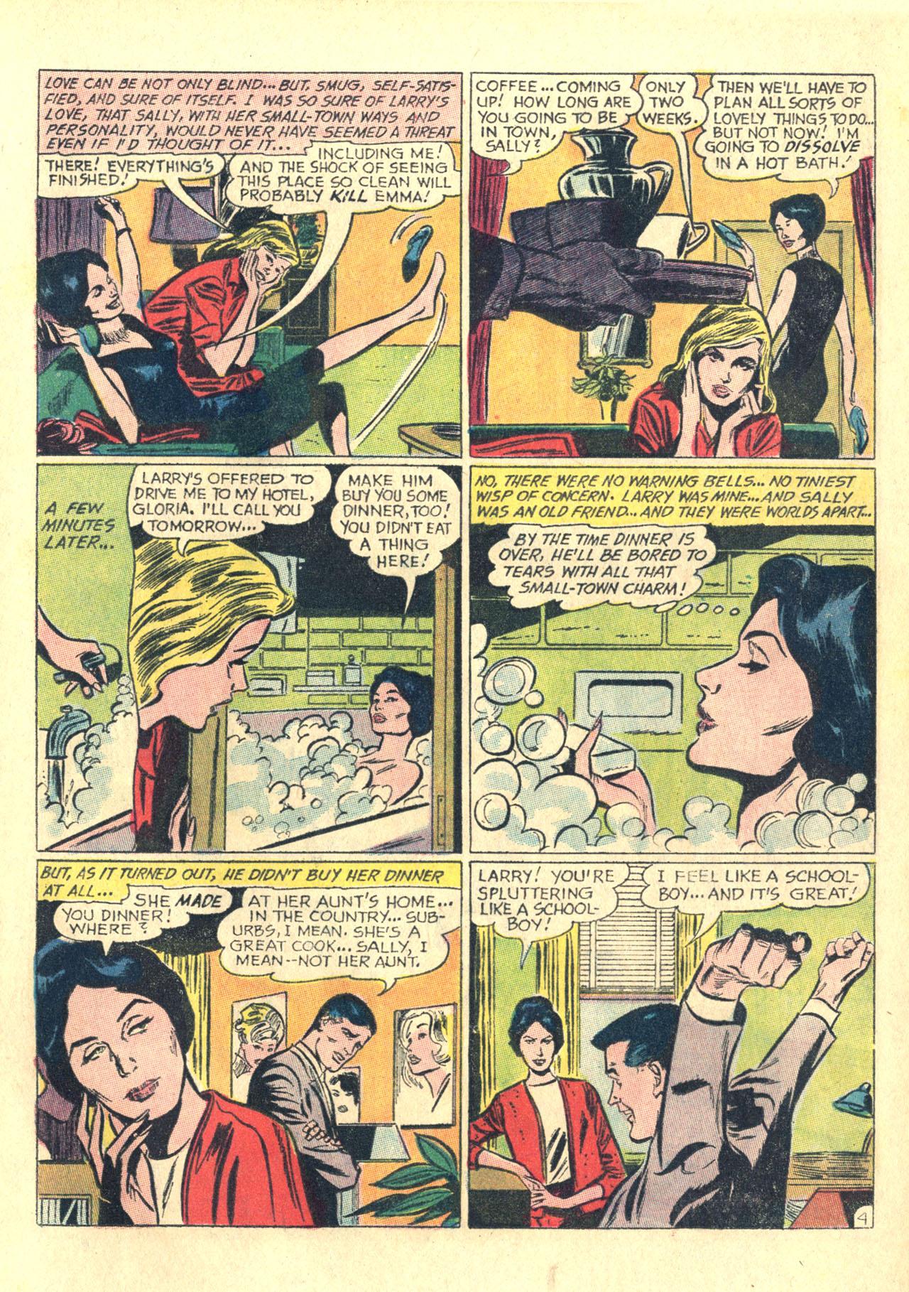 Read online Secret Hearts comic -  Issue #116 - 13