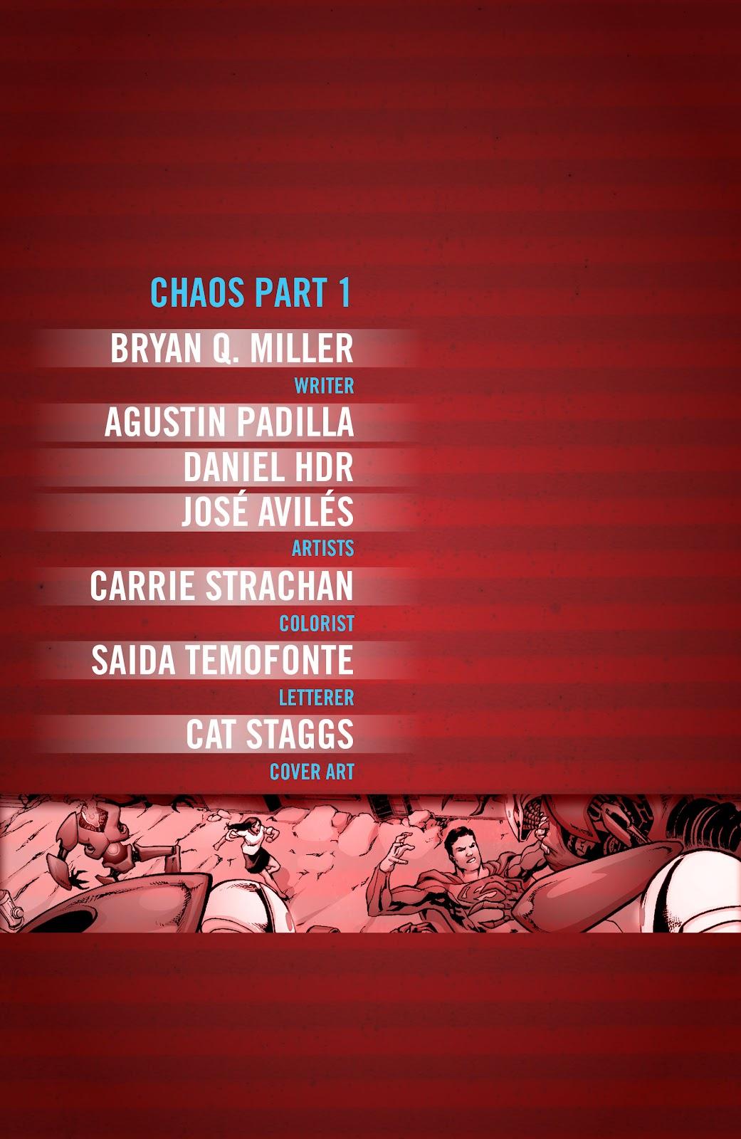 Read online Smallville Season 11 [II] comic -  Issue # TPB 8 - 48