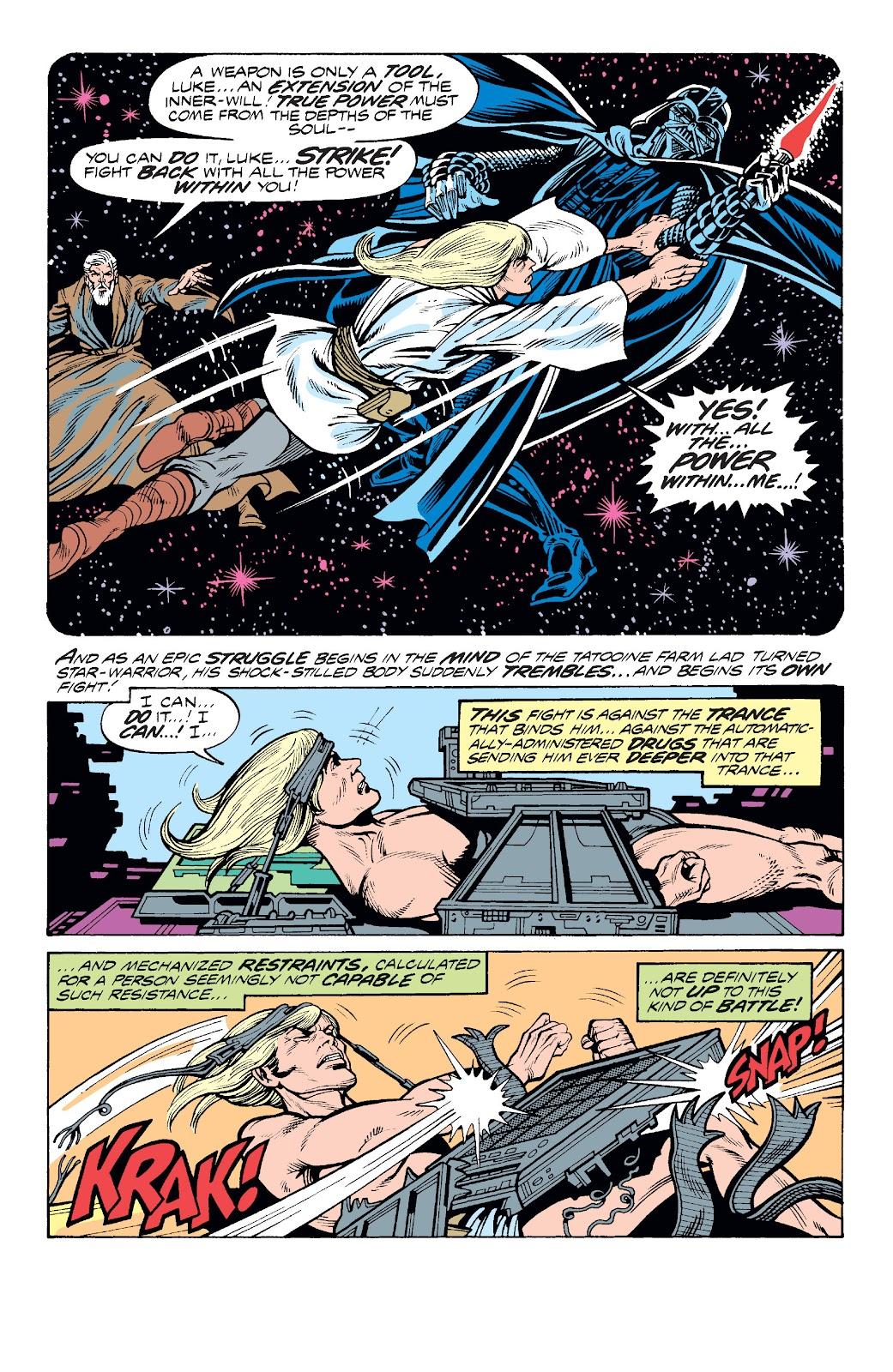 Read online Star Wars Legends: The Original Marvel Years - Epic Collection comic -  Issue # TPB 1 (Part 4) - 75