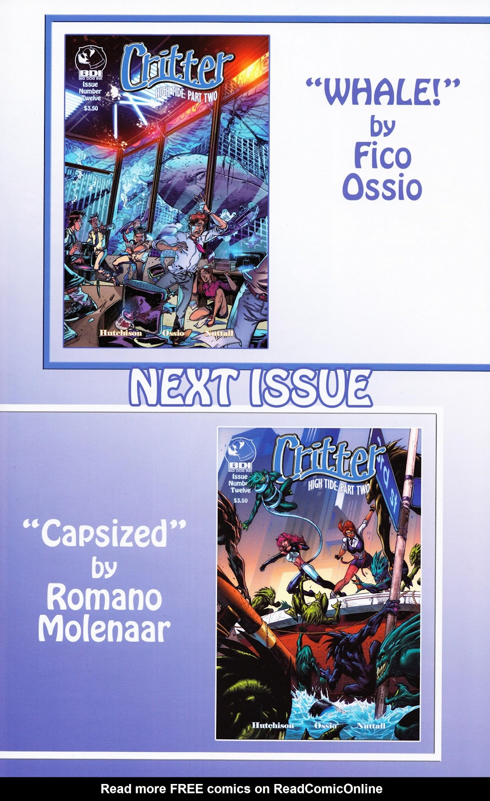 Read online Critter (2012) comic -  Issue #11 - 24