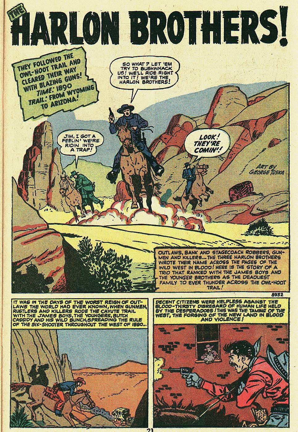 Red Wolf (1972) issue 6 - Page 16