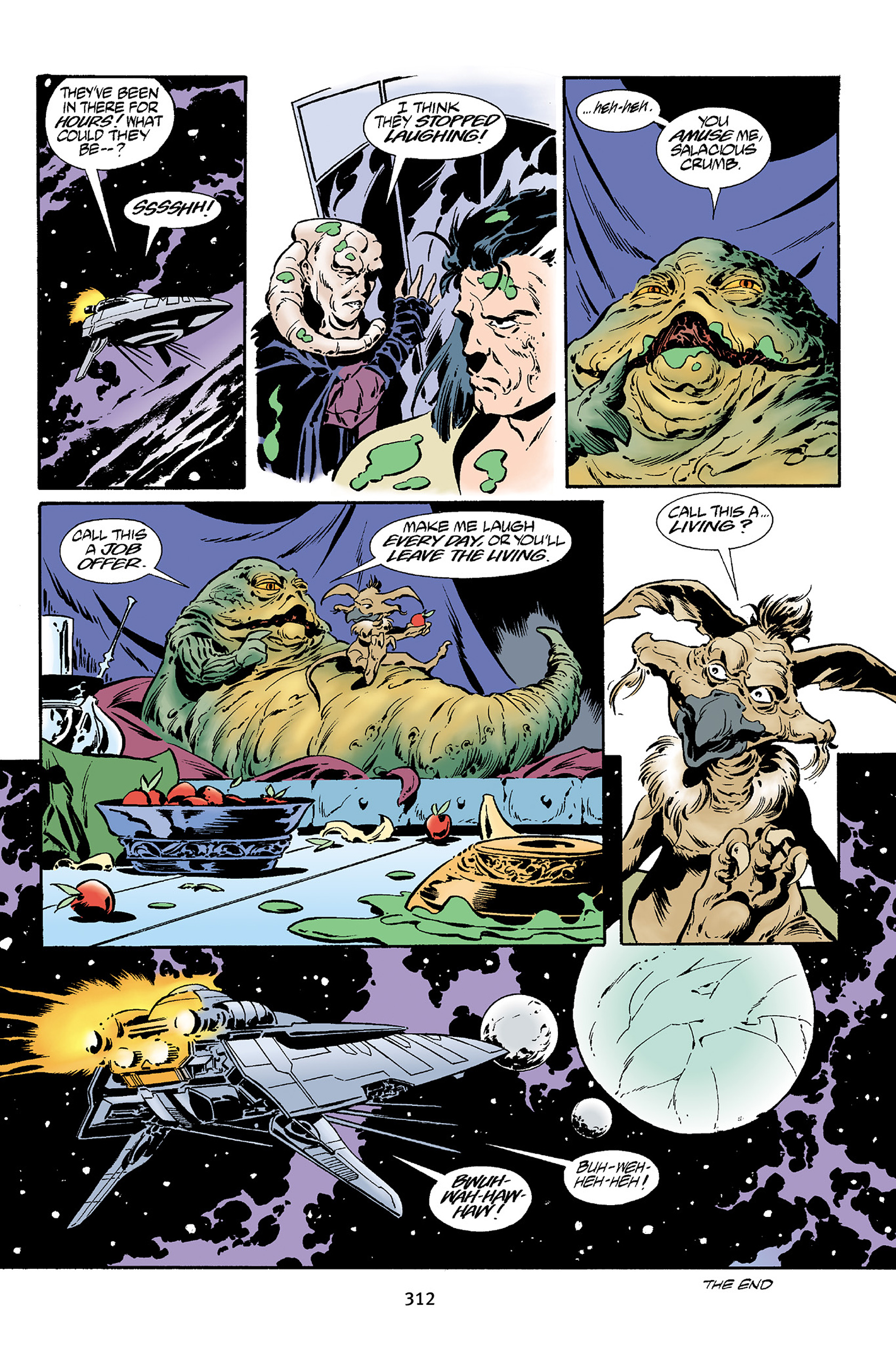 Read online Star Wars Omnibus comic -  Issue # Vol. 30 - 309
