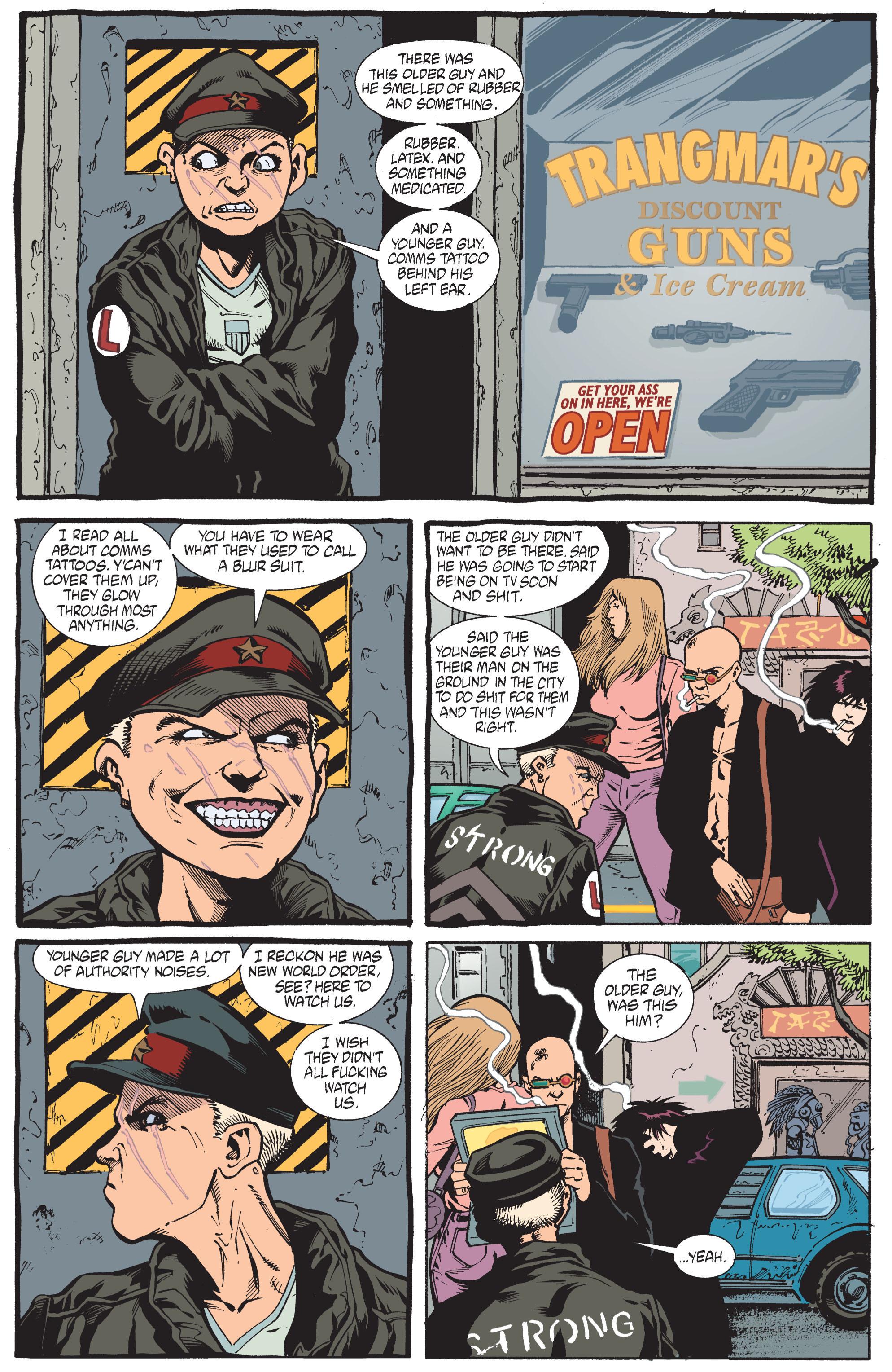 Read online Transmetropolitan comic -  Issue #41 - 15