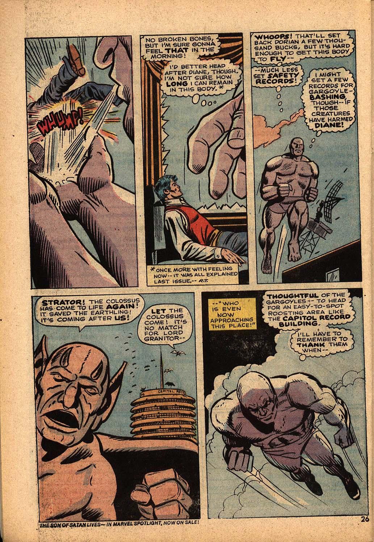 Read online Astonishing Tales (1970) comic -  Issue #22 - 16
