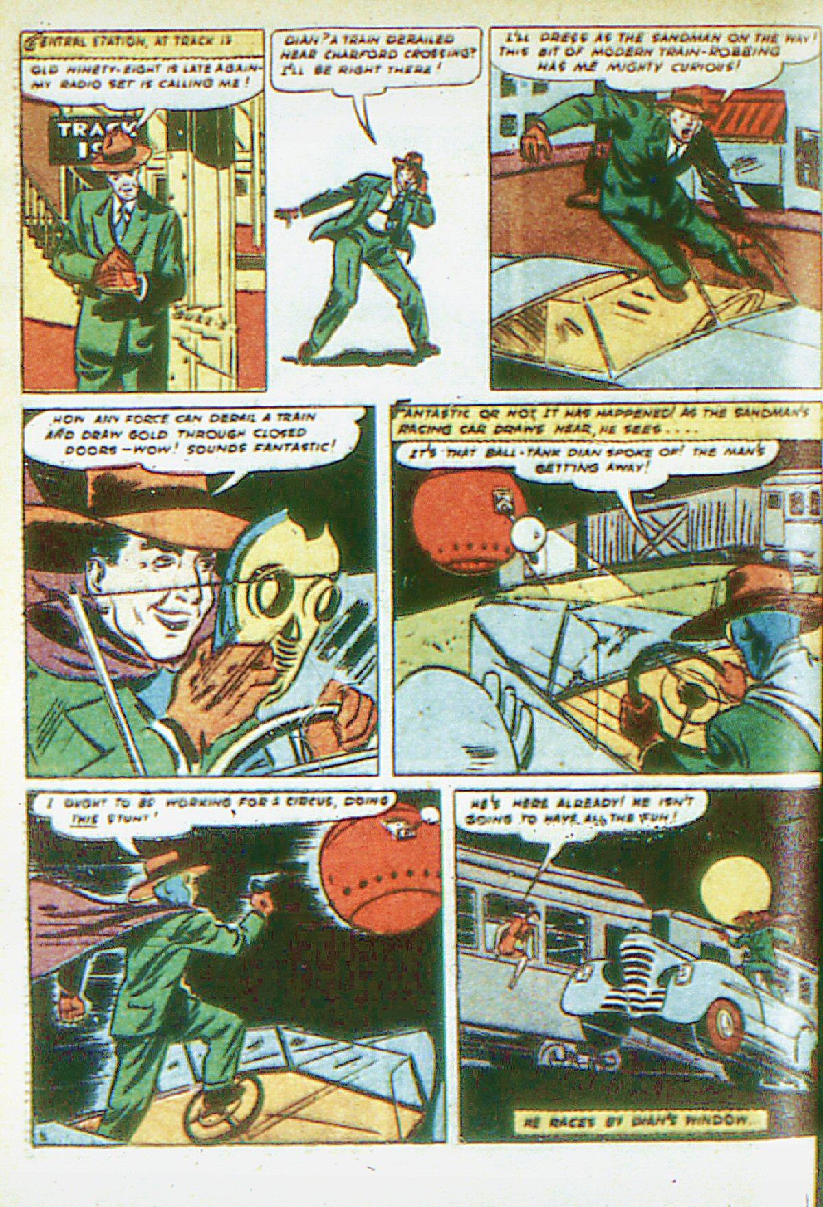 Read online Adventure Comics (1938) comic -  Issue #66 - 61