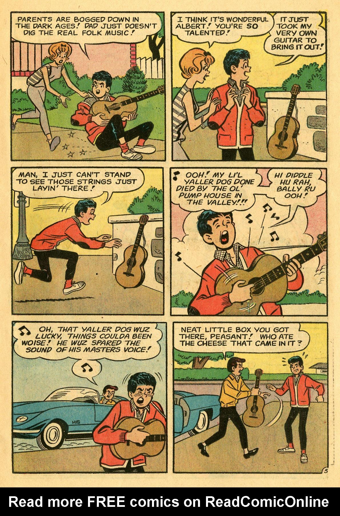 Read online She's Josie comic -  Issue #7 - 7