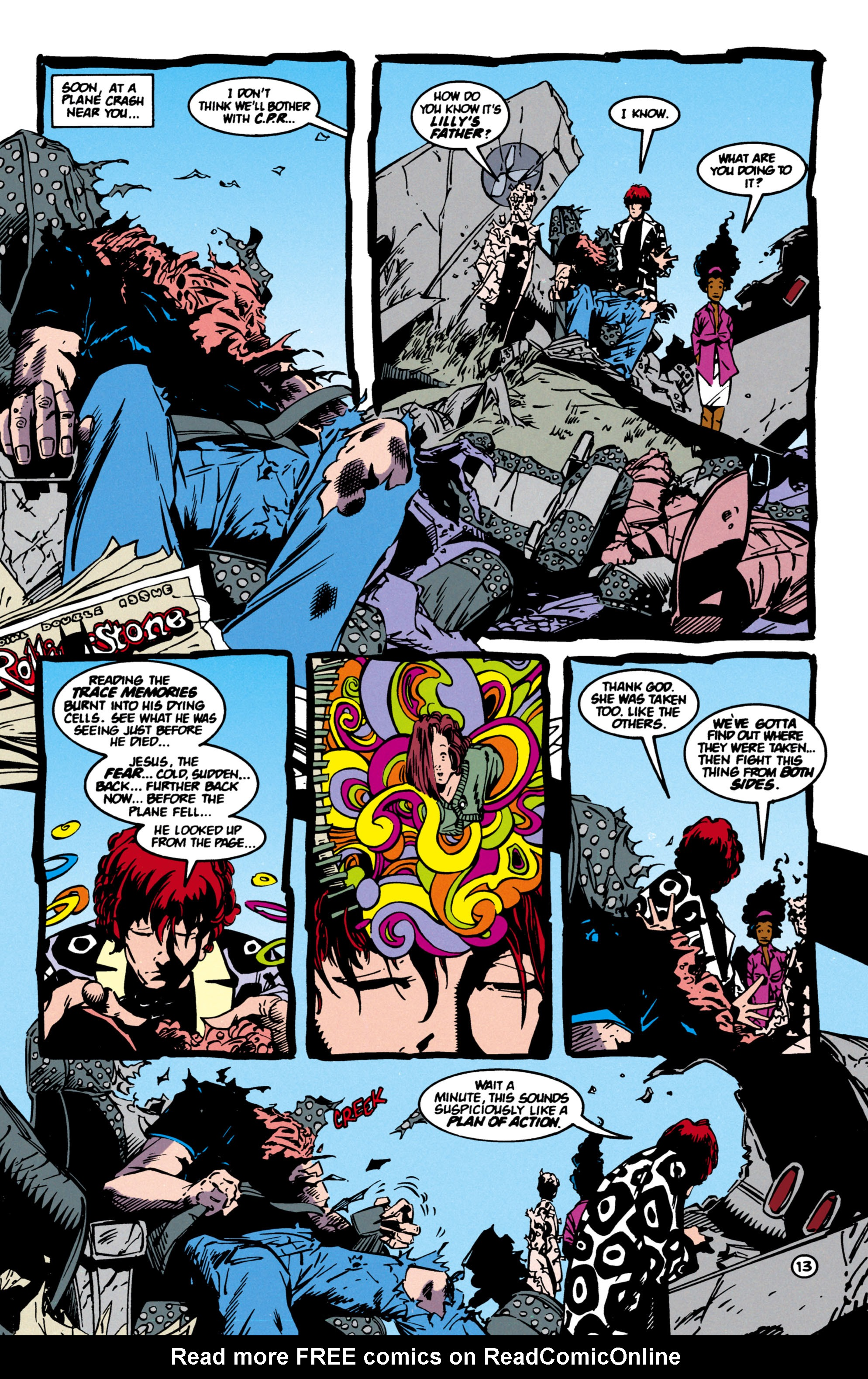 Read online Shade, the Changing Man comic -  Issue #60 - 14