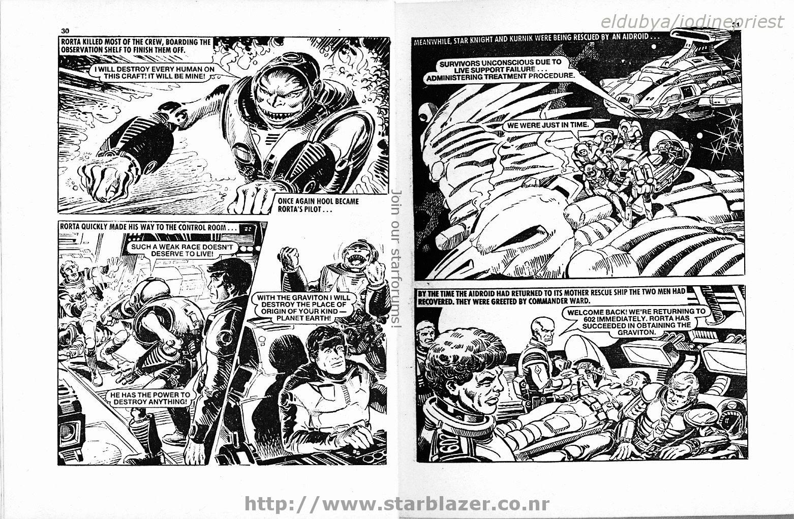 Starblazer issue 171 - Page 17