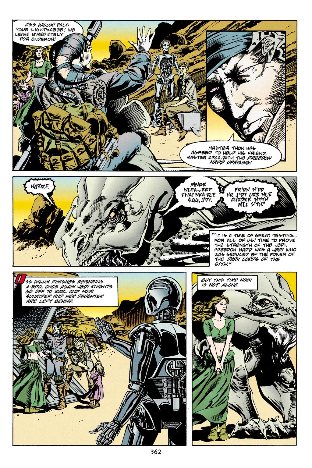 Read online Star Wars Omnibus comic -  Issue # Vol. 4 - 350