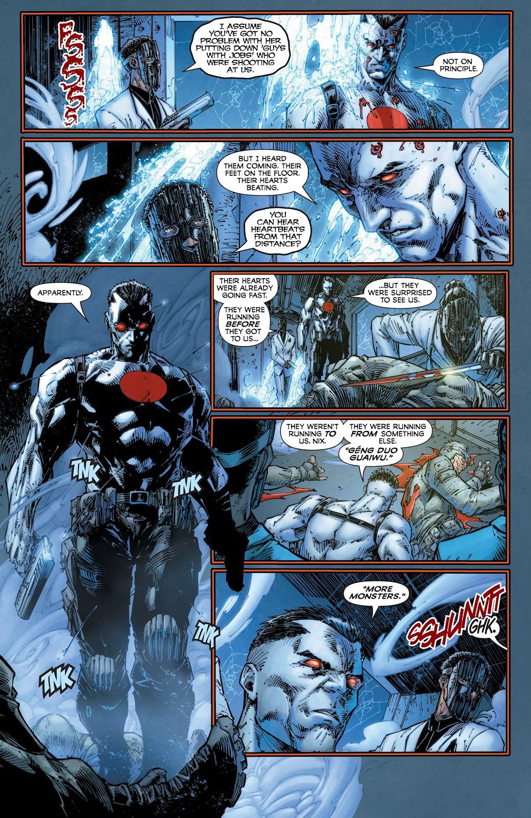 Read online Bloodshot (2019) comic -  Issue #4 - 12