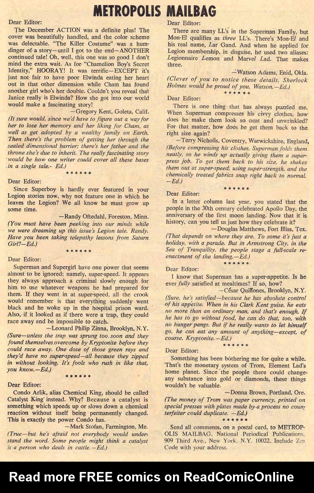 Action Comics (1938) 387 Page 20