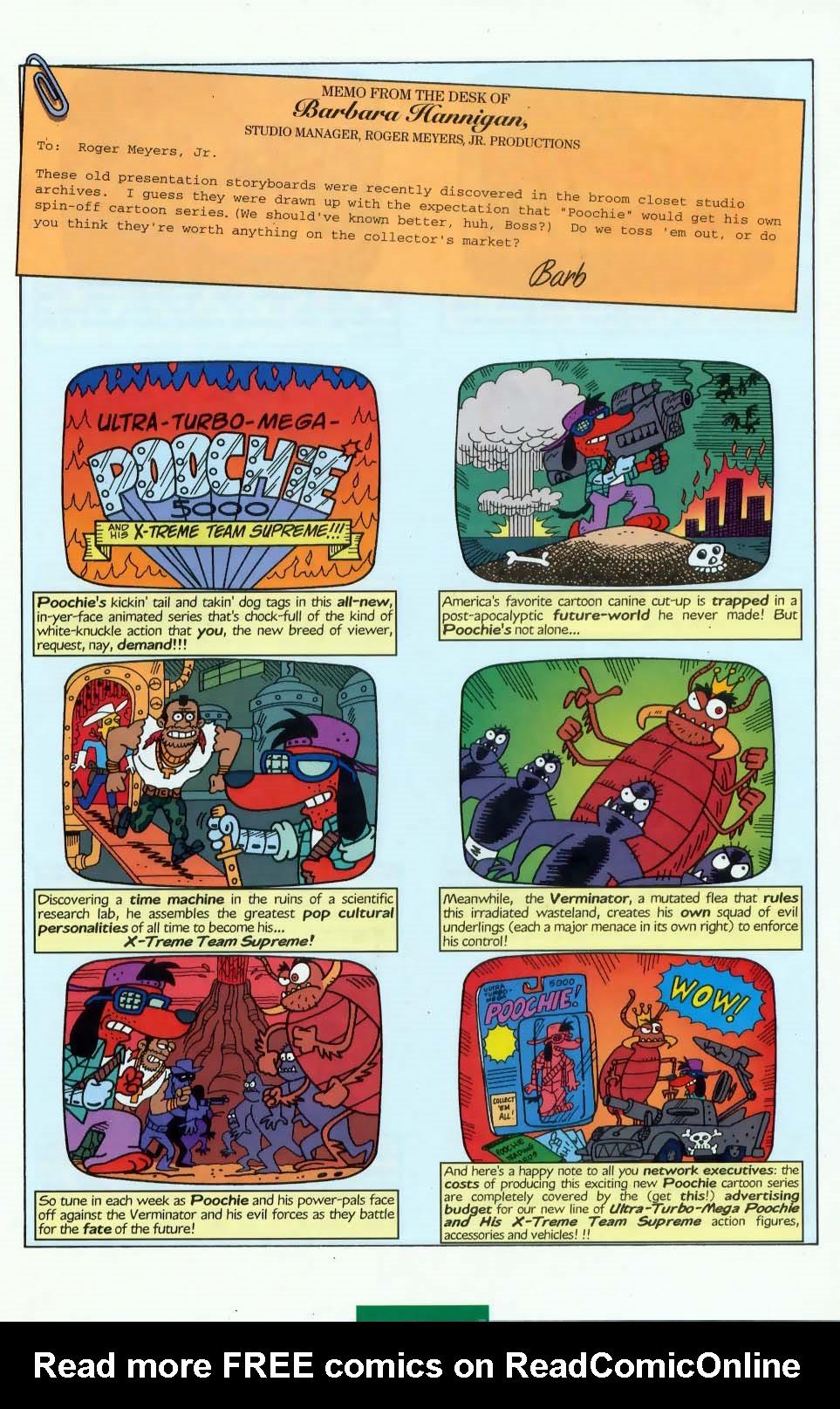 Read online Simpsons Comics comic -  Issue #43 - 24