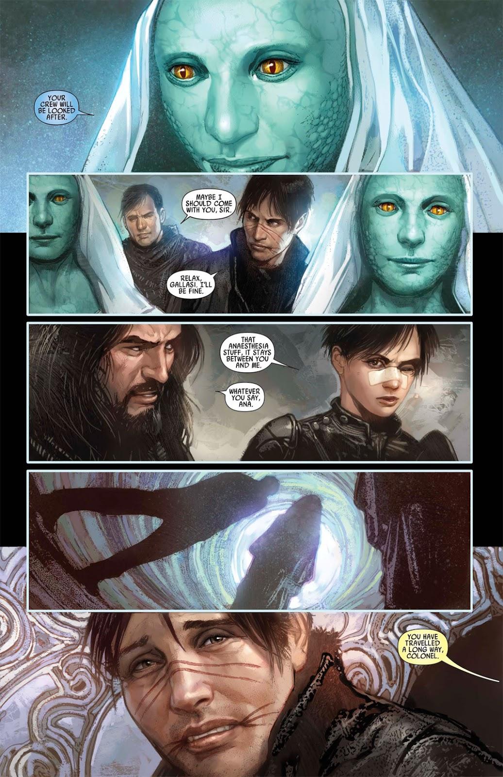 Read online After Dark comic -  Issue #2 - 45