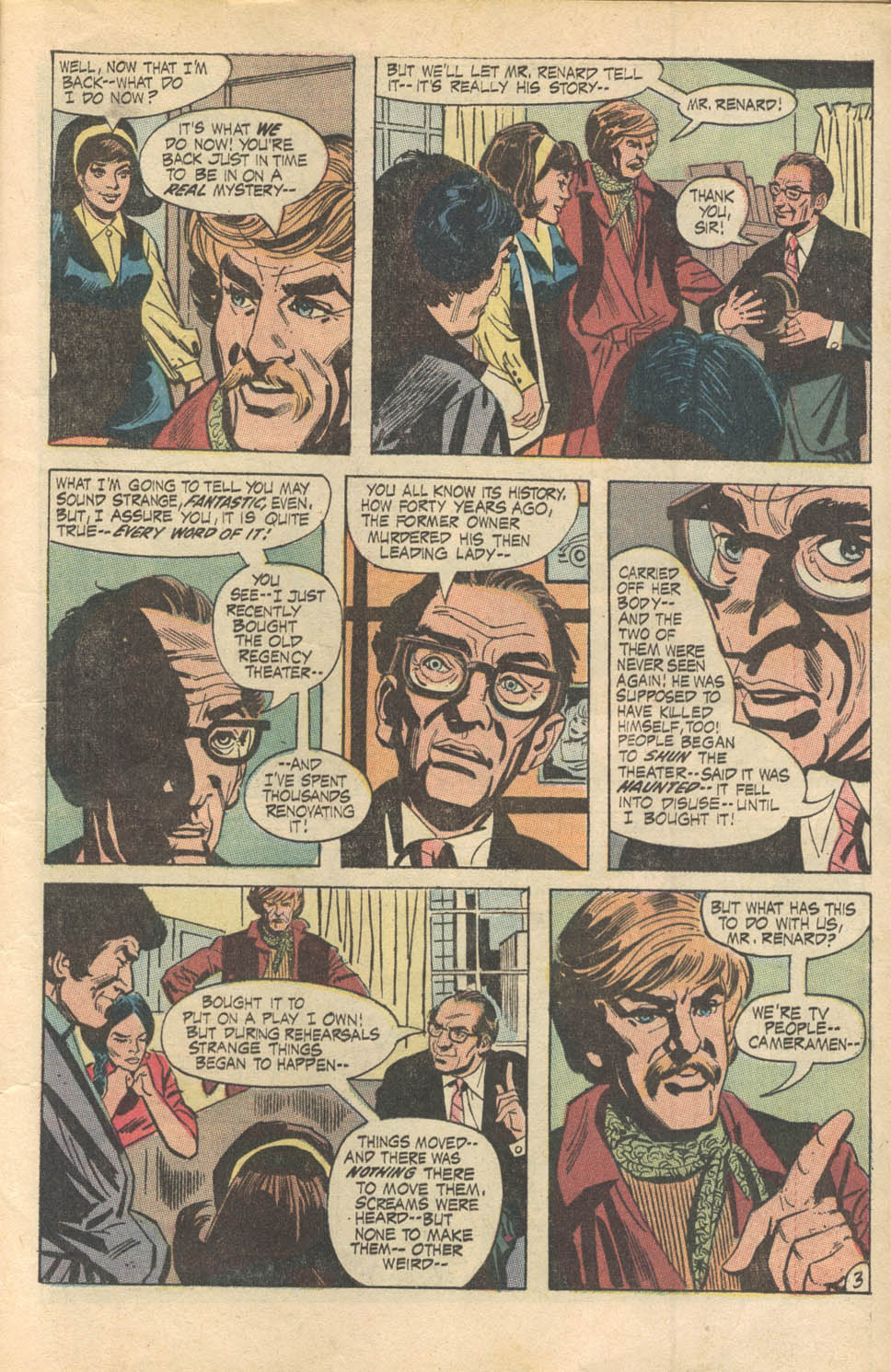 Read online Adventure Comics (1938) comic -  Issue #407 - 5