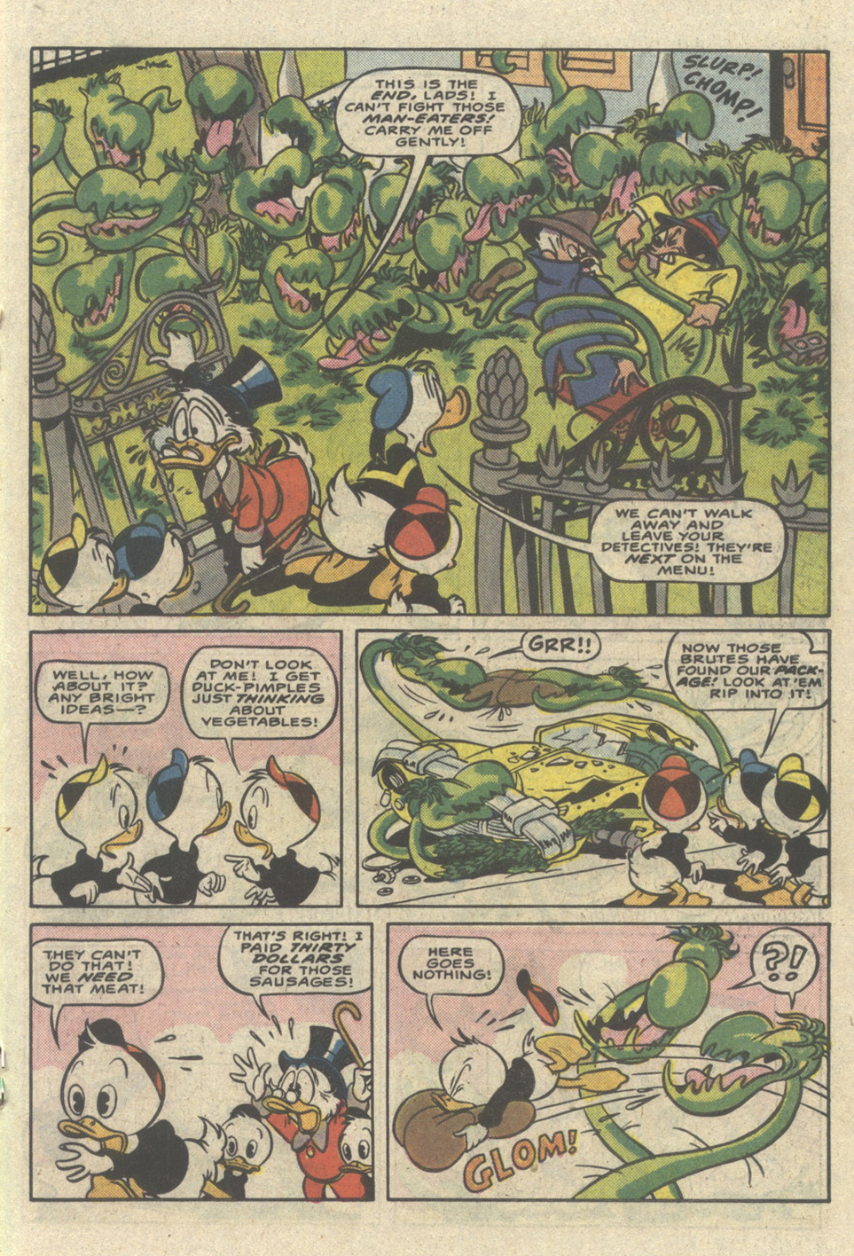 Read online Uncle Scrooge (1953) comic -  Issue #221 - 19