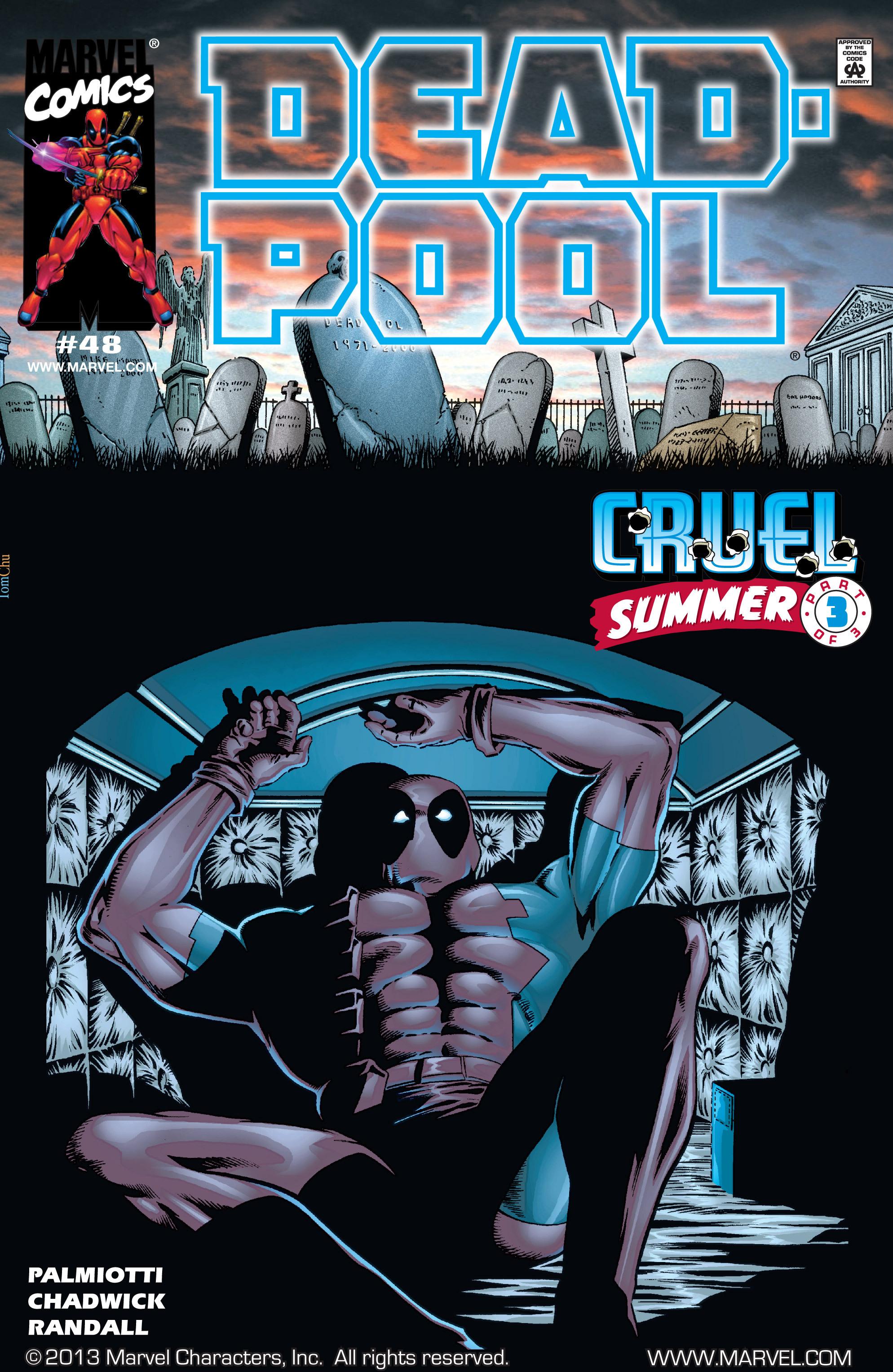 Deadpool (1997) 48 Page 1