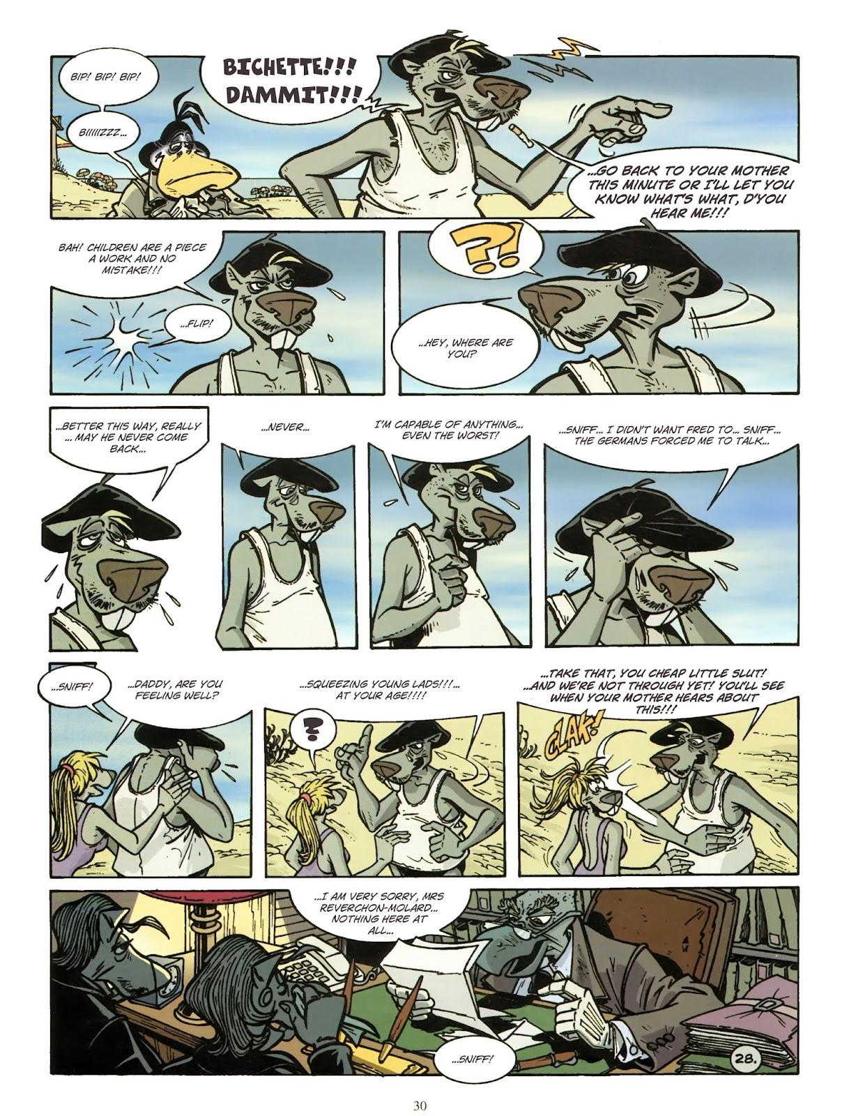 Une enquête de l'inspecteur Canardo issue 11 - Page 31
