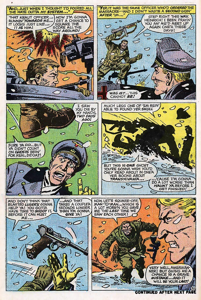 Read online Sgt. Fury comic -  Issue # _Special 4 - 52