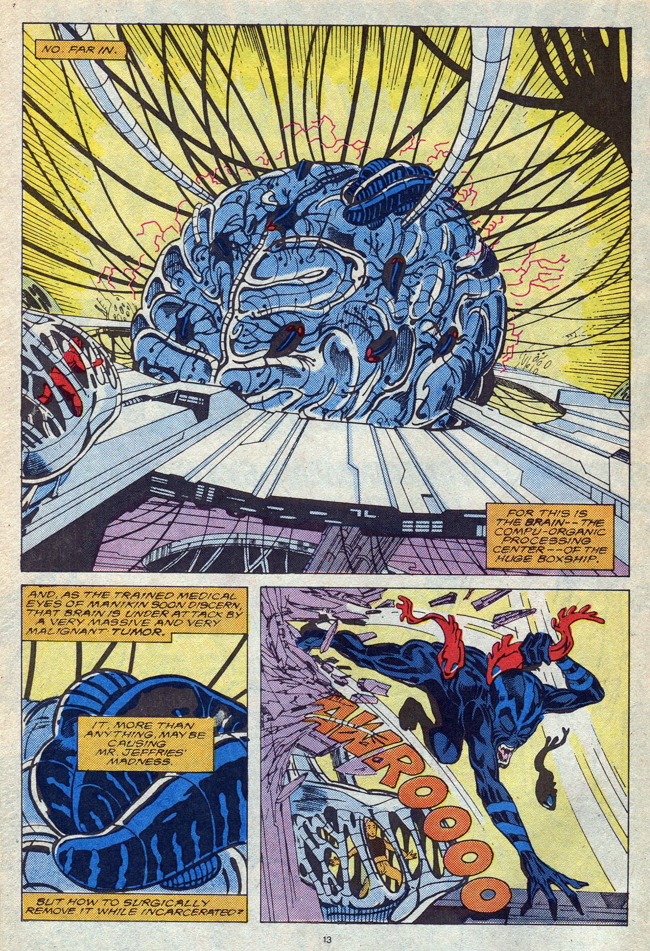 Read online Alpha Flight (1983) comic -  Issue #56 - 19