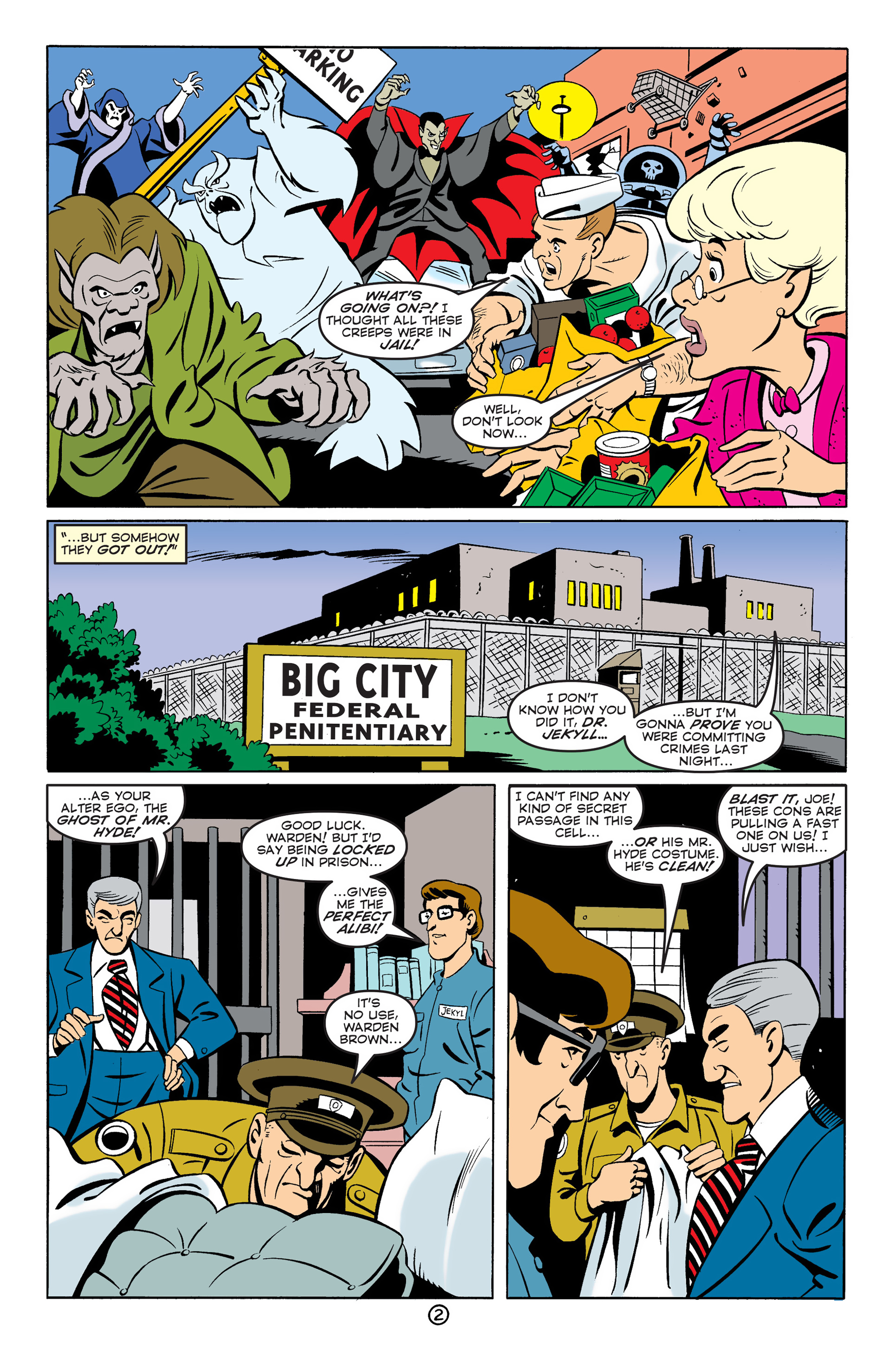 Read online Scooby-Doo (1997) comic -  Issue #50 - 3