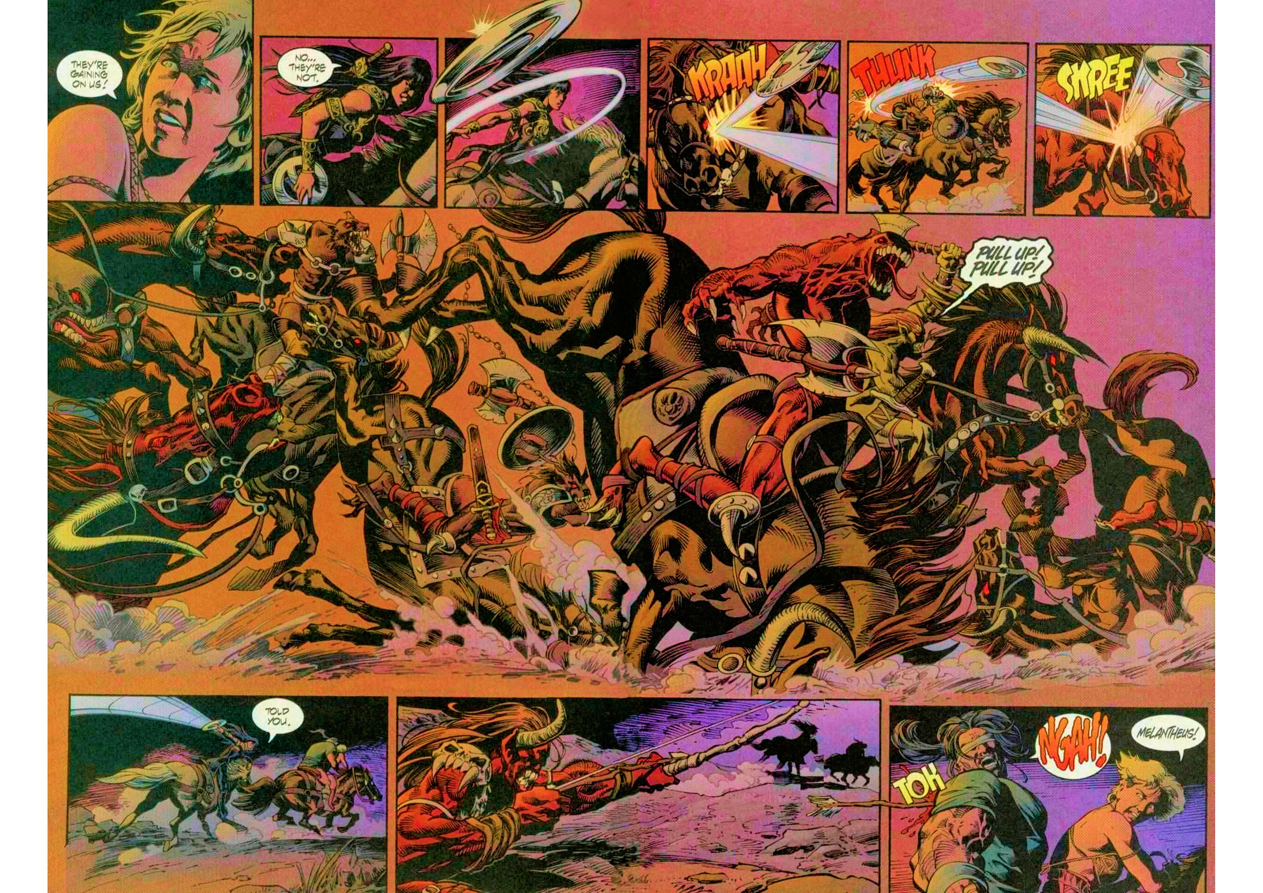 Read online Xena: Warrior Princess (1999) comic -  Issue #12 - 6