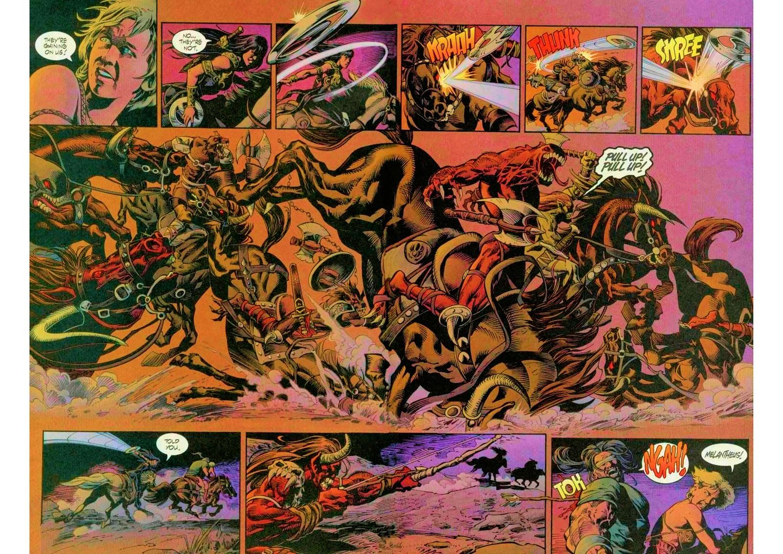 Xena: Warrior Princess (1999) Issue #12 #12 - English 6