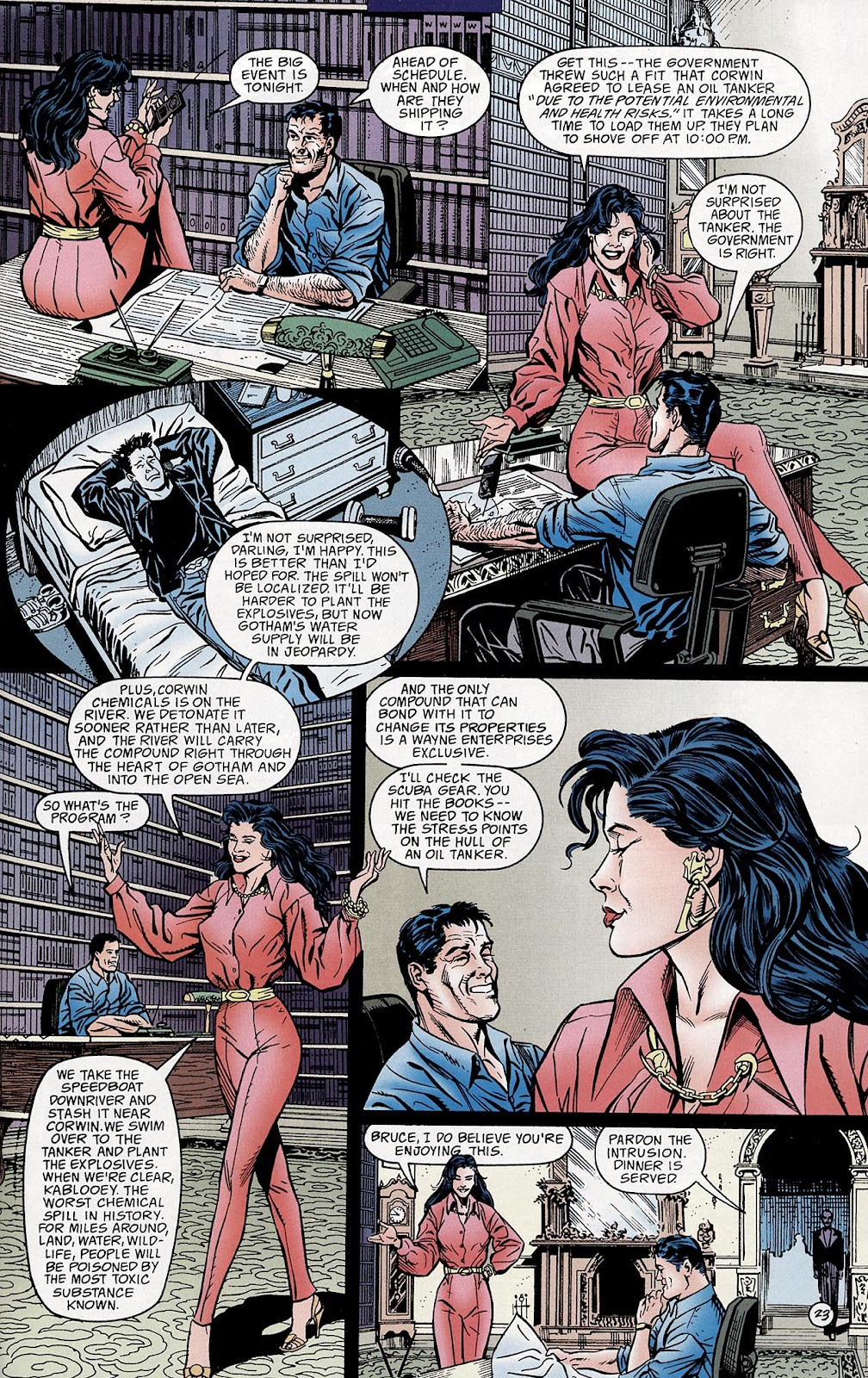 Catwoman (1993) Annual 3 #3 - English 24