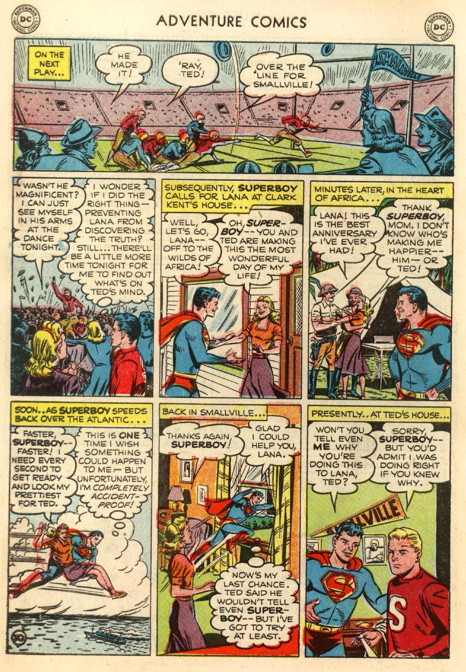 Read online Adventure Comics (1938) comic -  Issue #170 - 12