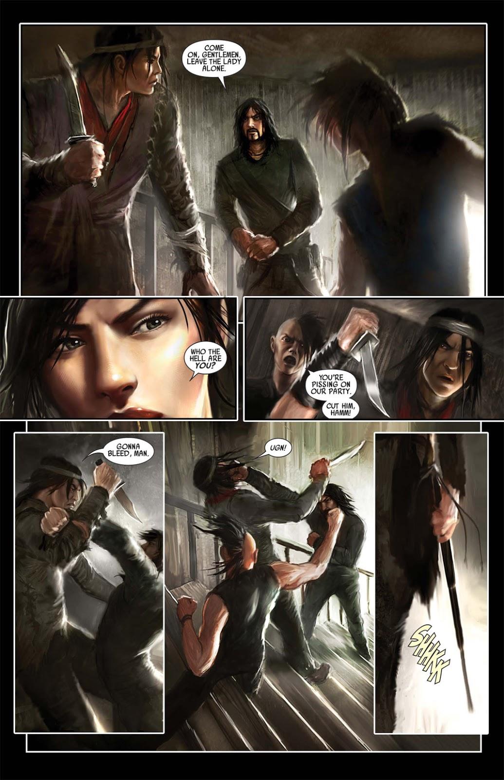 Read online After Dark comic -  Issue #1 - 19