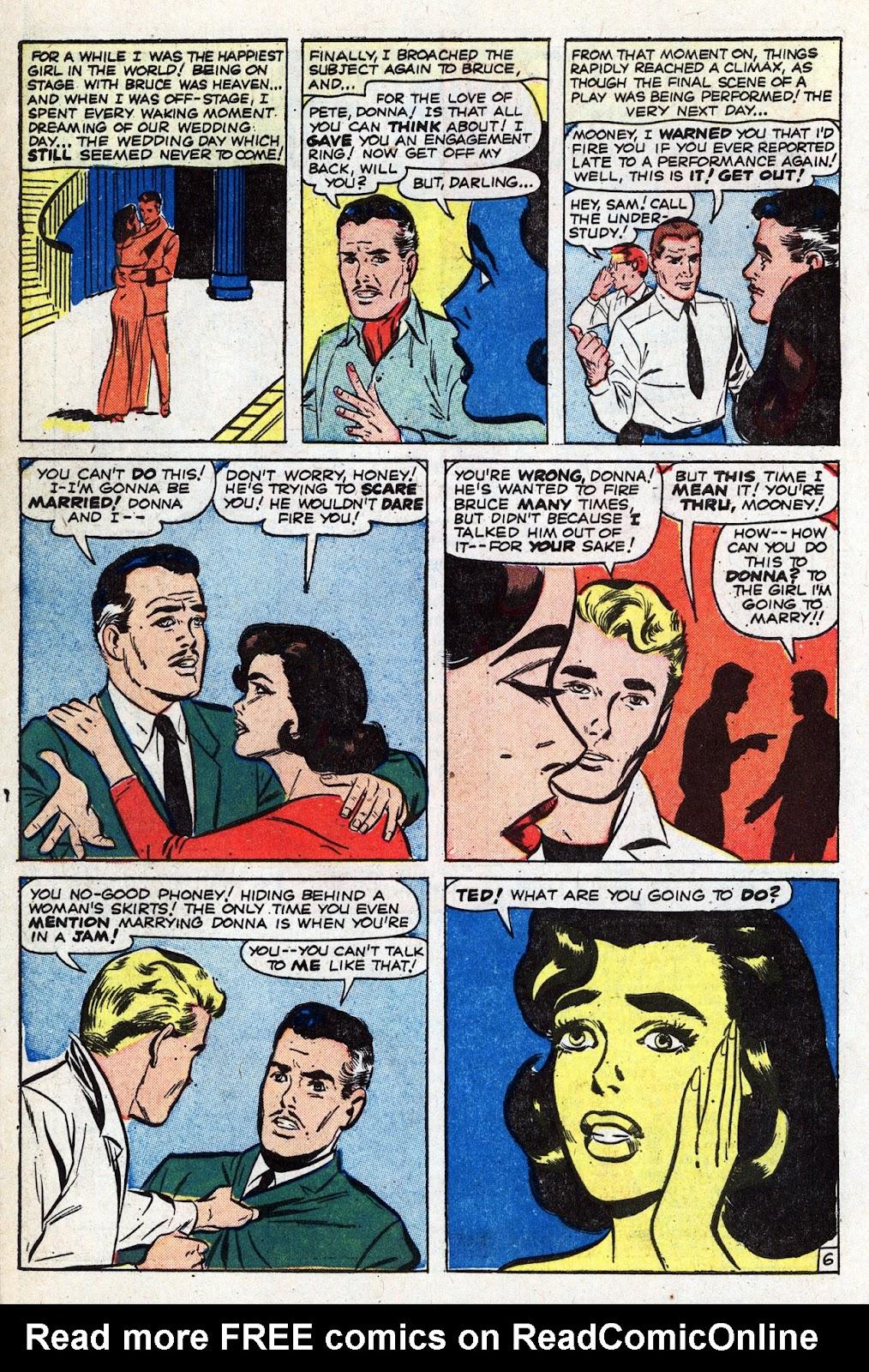 Love Romances (1949) issue 95 - Page 10
