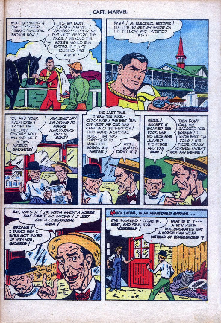 Captain Marvel Adventures issue 87 - Page 42