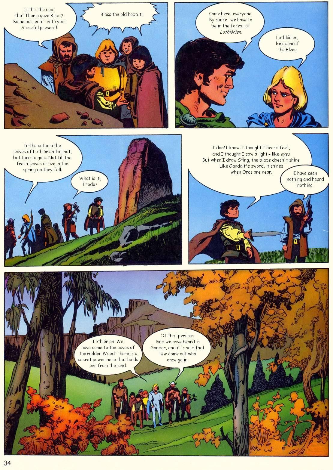 El Señor de los Anillos issue 2 - Page 31