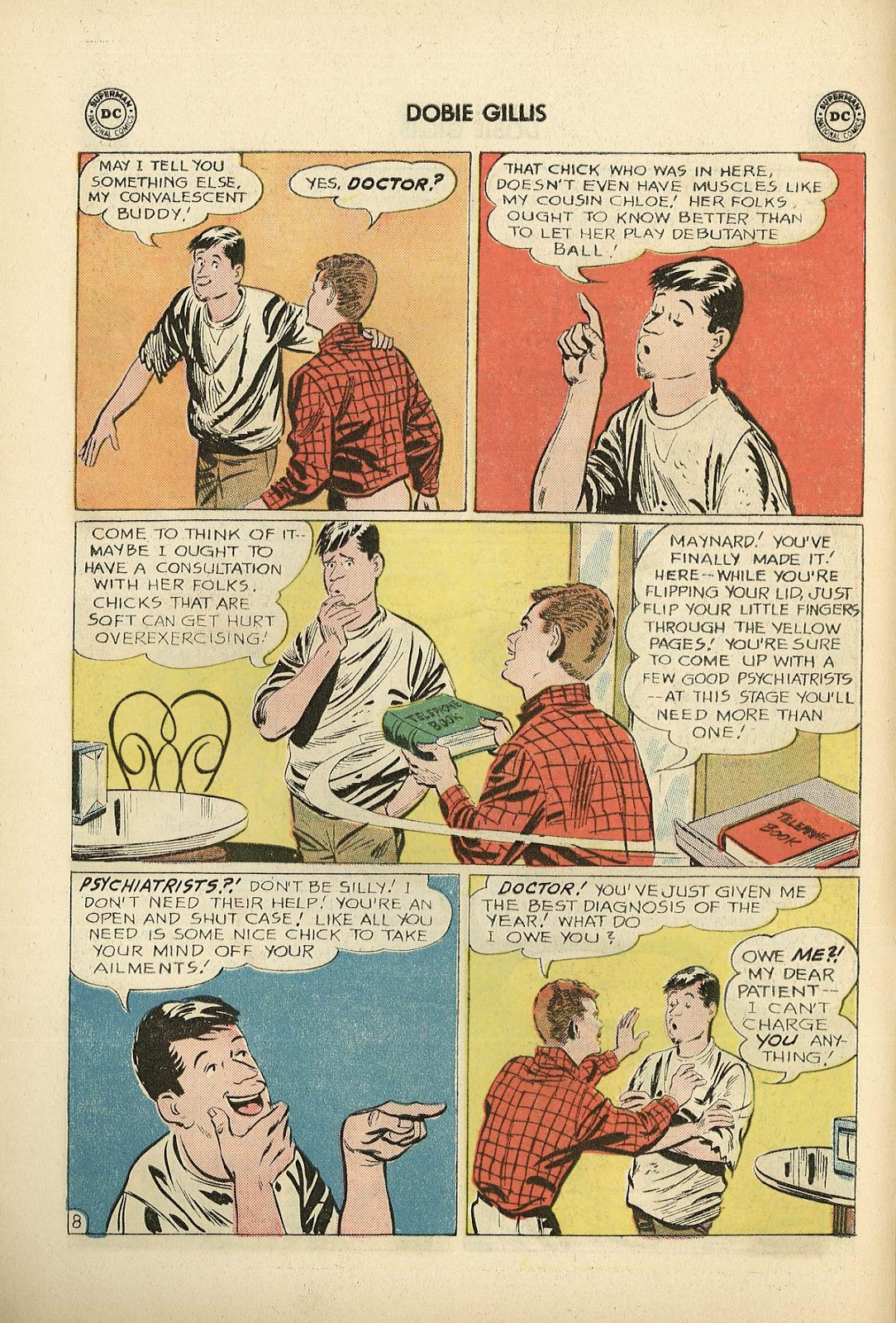 Many Loves of Dobie Gillis issue 22 - Page 10